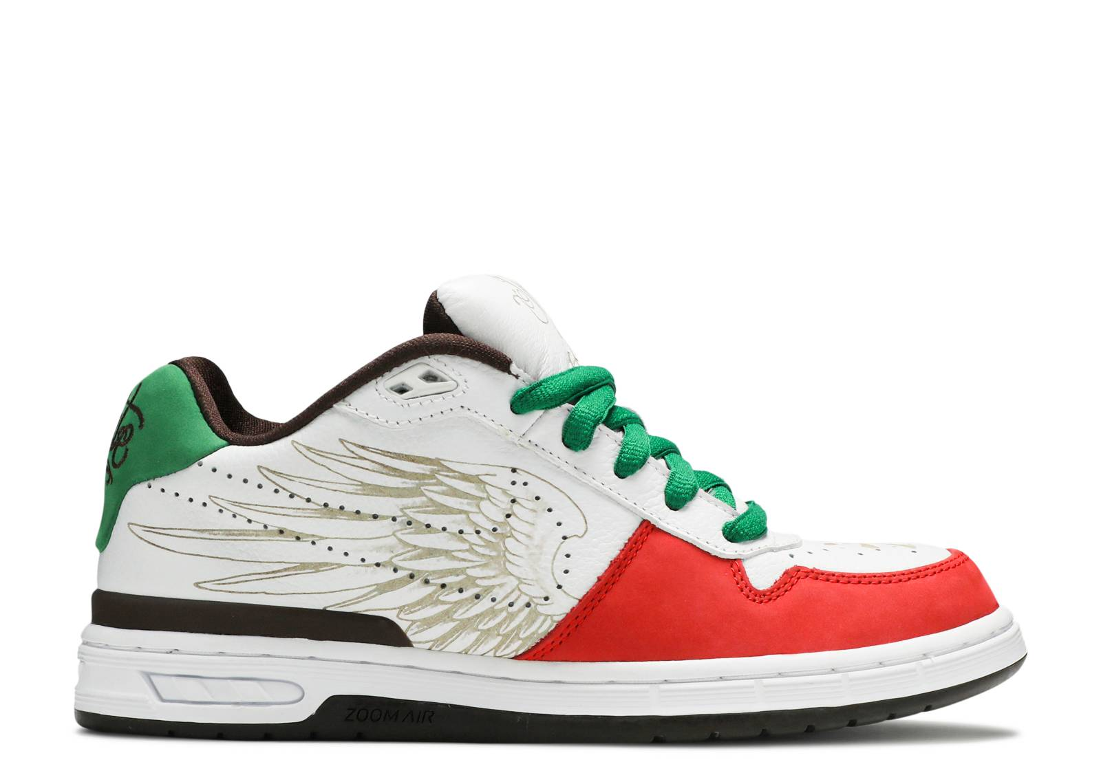 on sale c53f2 6abc4 paul rodriguez zoom air elite