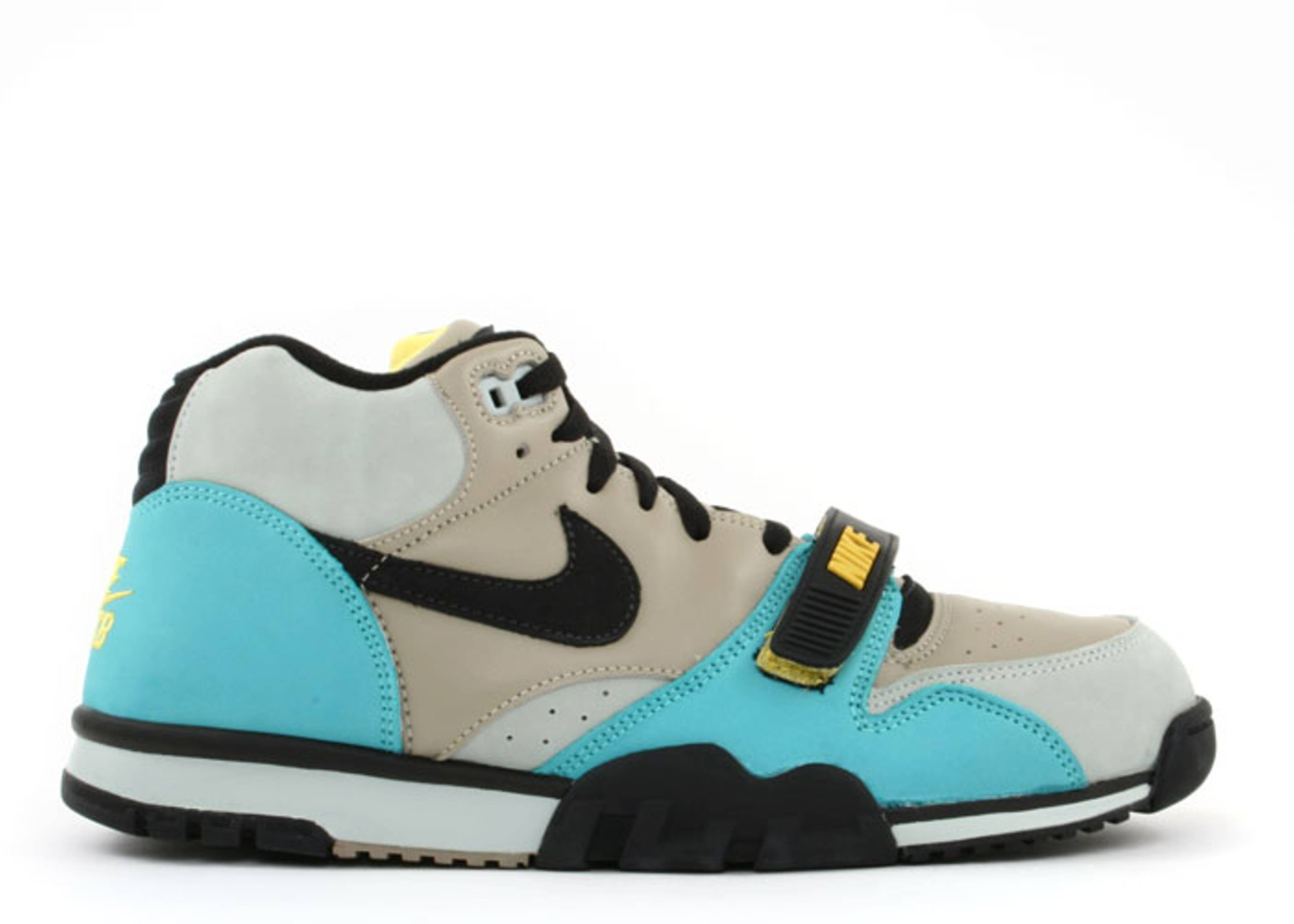 5b06d8bd2cd Air Trainer 1 Sb - Nike - 306193 201 - bamboo black