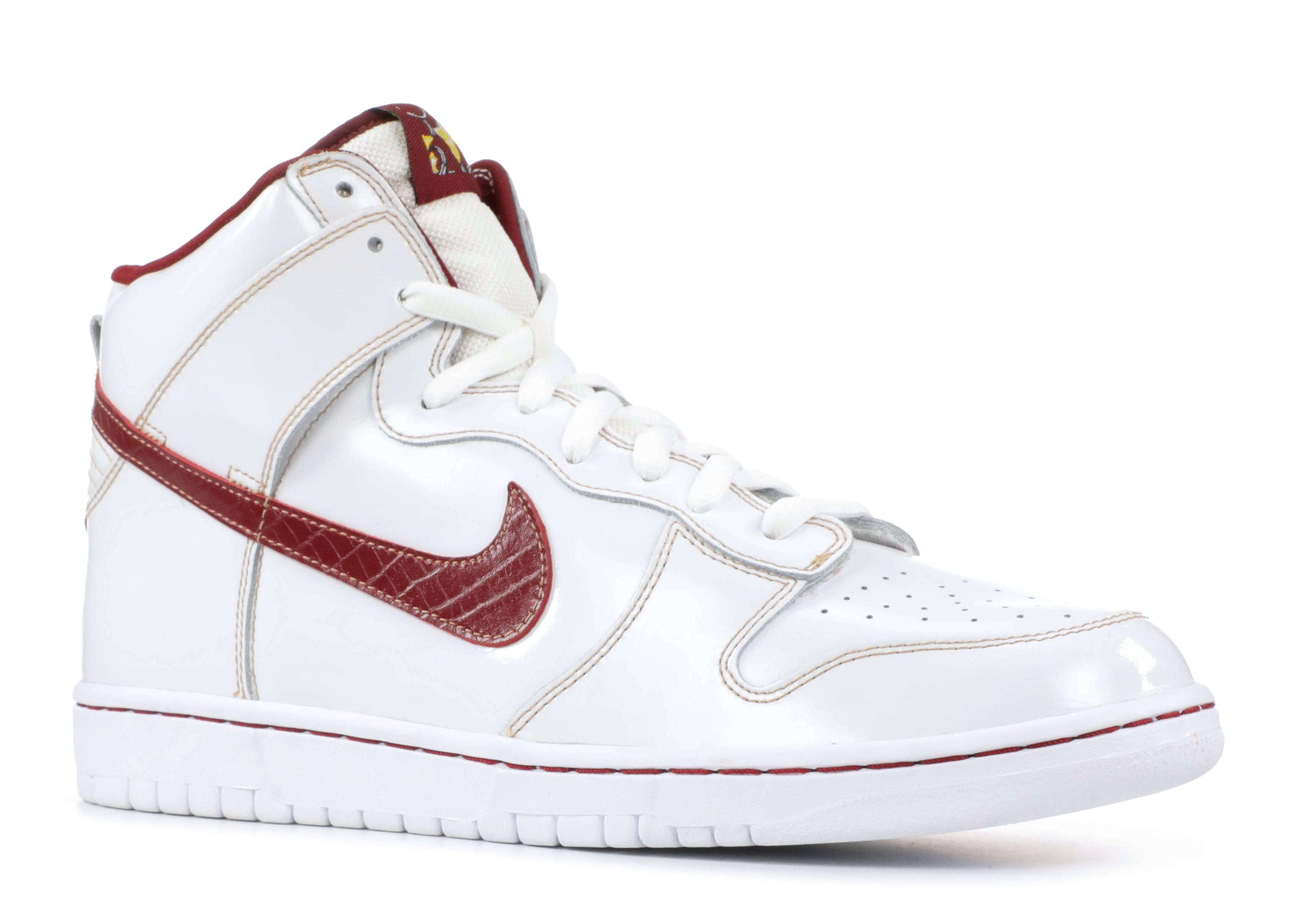 "Dunk High Premium Sb ""mafia Pack"" - Nike"