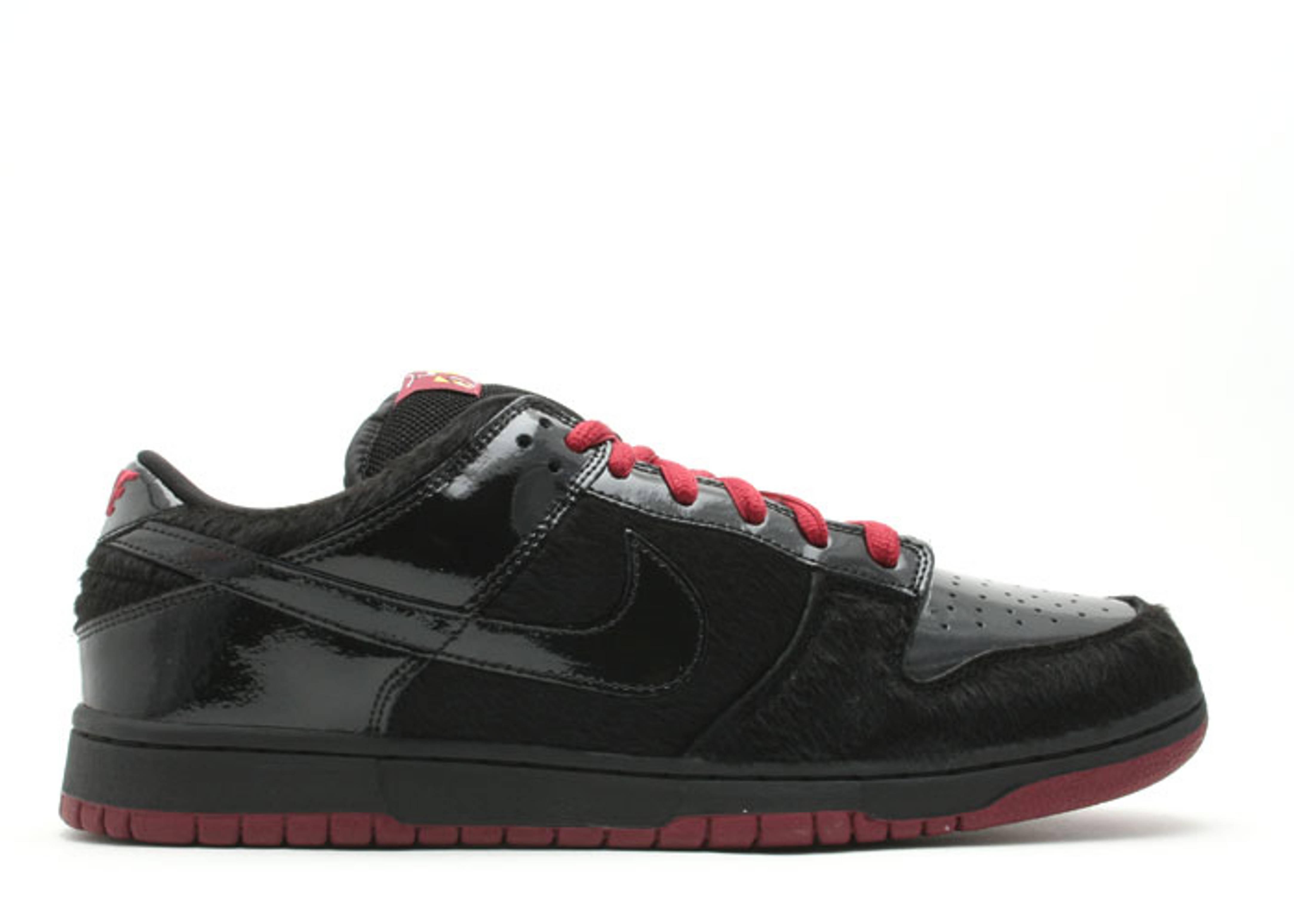 "Dunk Low Premuim Sb ""mafia Pack"" - Nike"