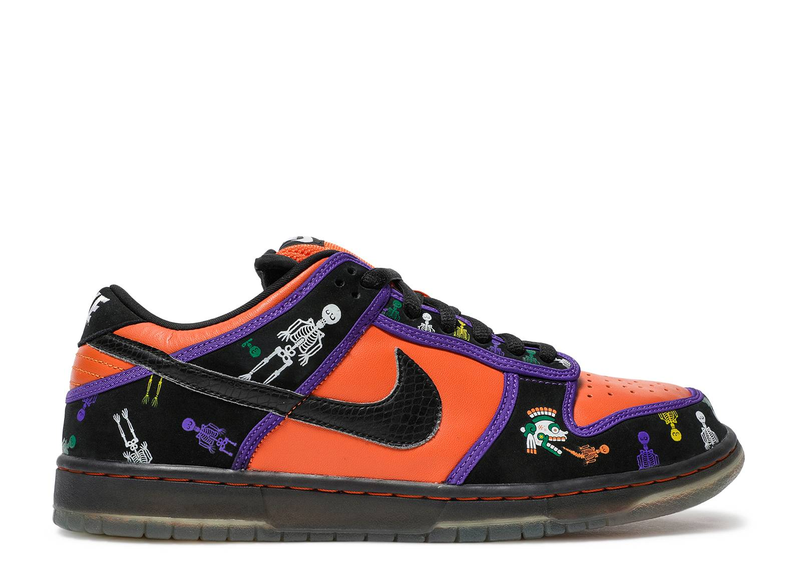 "dunk low premium sb ""day of the dead"""
