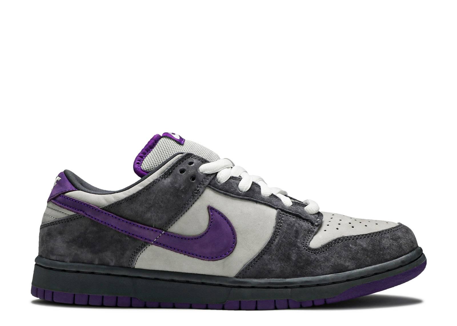 "dunk low pro sb ""purple pigeon"""