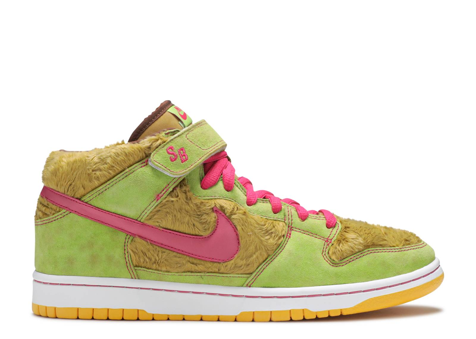 "dunk mid premium sb ""three bears"""