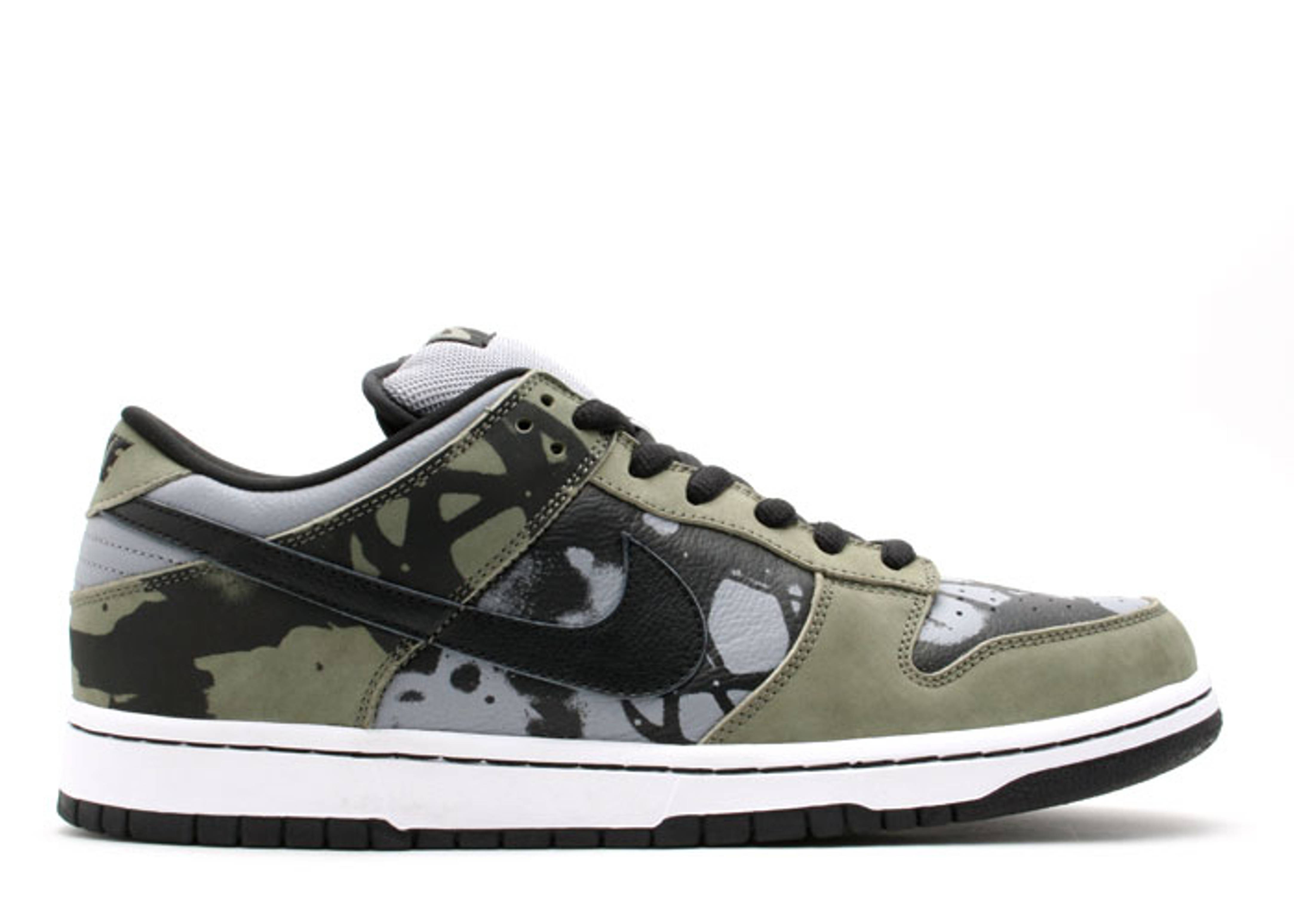 sneakers for cheap f87e2 08f6b Unkle Dunk Low Pro Sb - Nike - 1012 - flint grey/anthracite ...