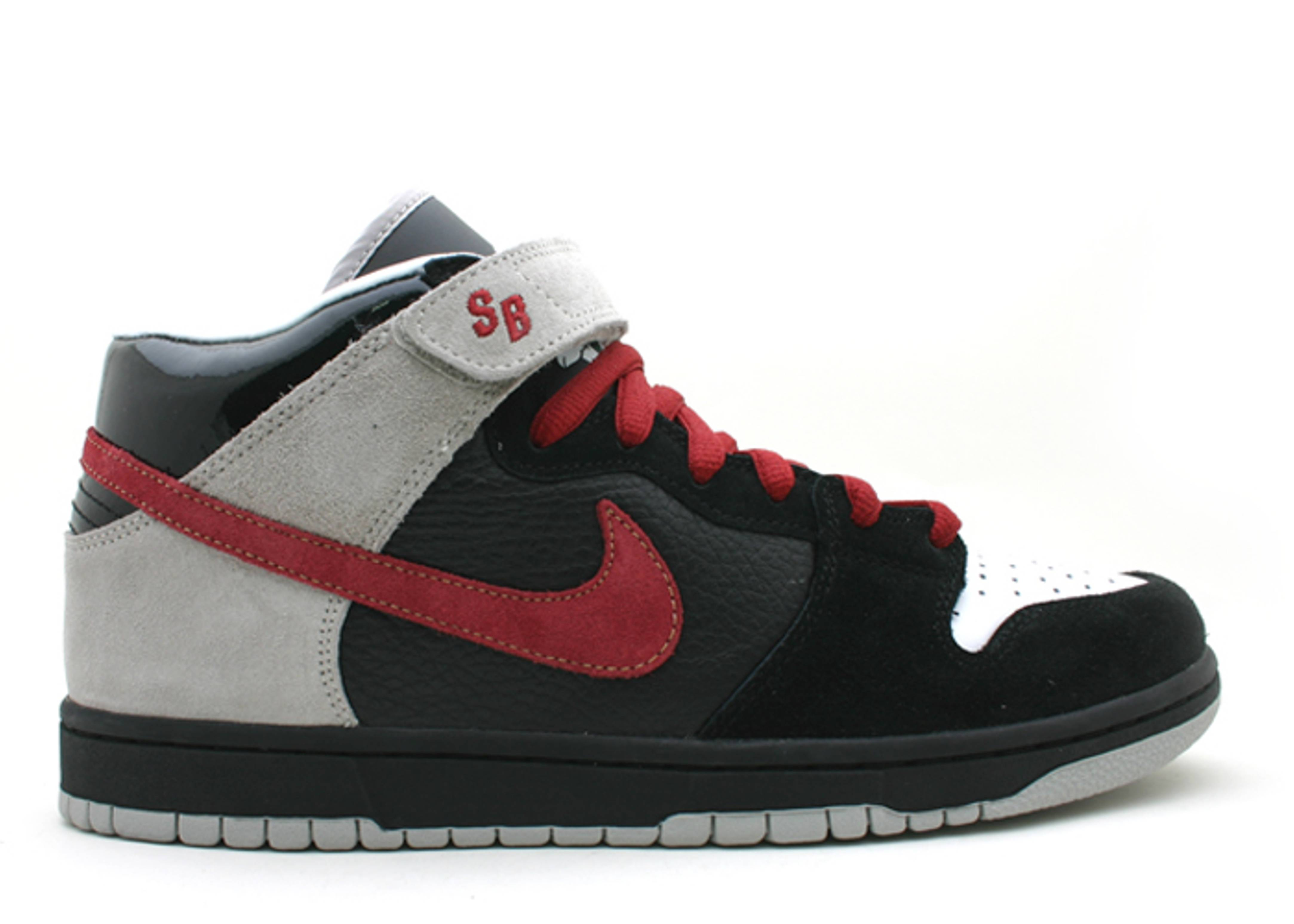 nike dunk mid