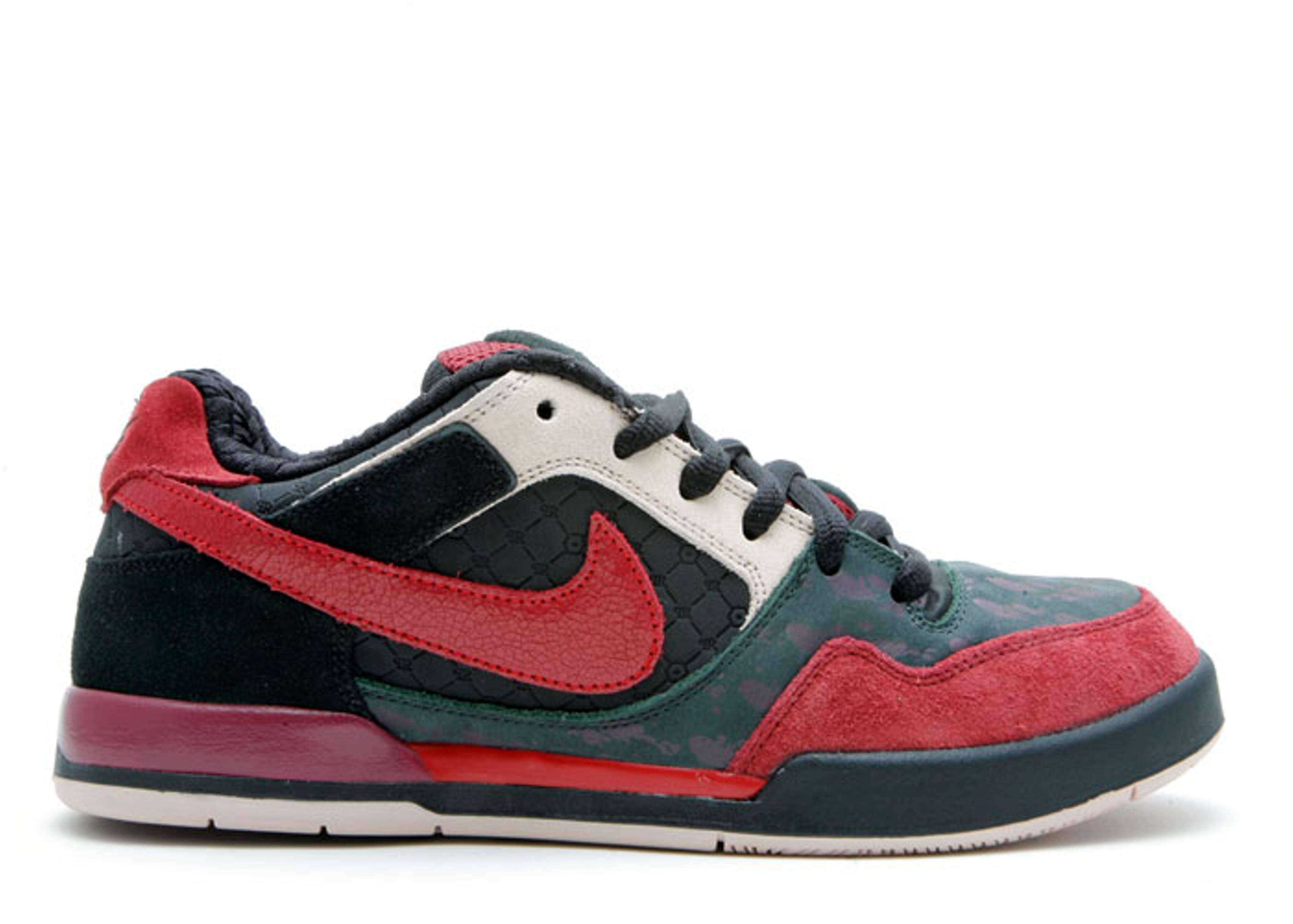 30a021189a0bb Paul Rodriguez 2 Zoom Air - Nike - 315459 061 - black varsity red ...