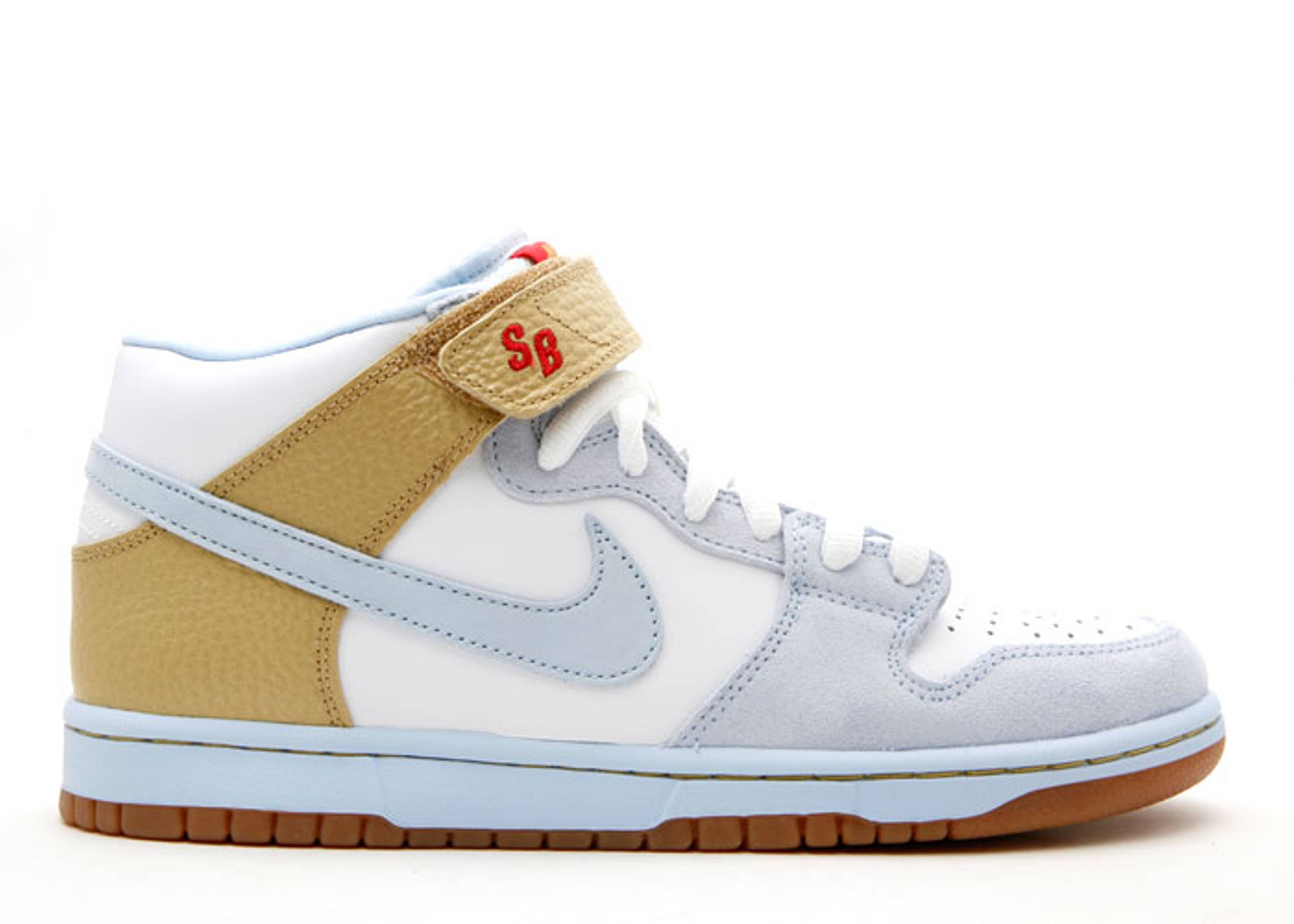 "dunk mid pro sb ""clubber lang"""