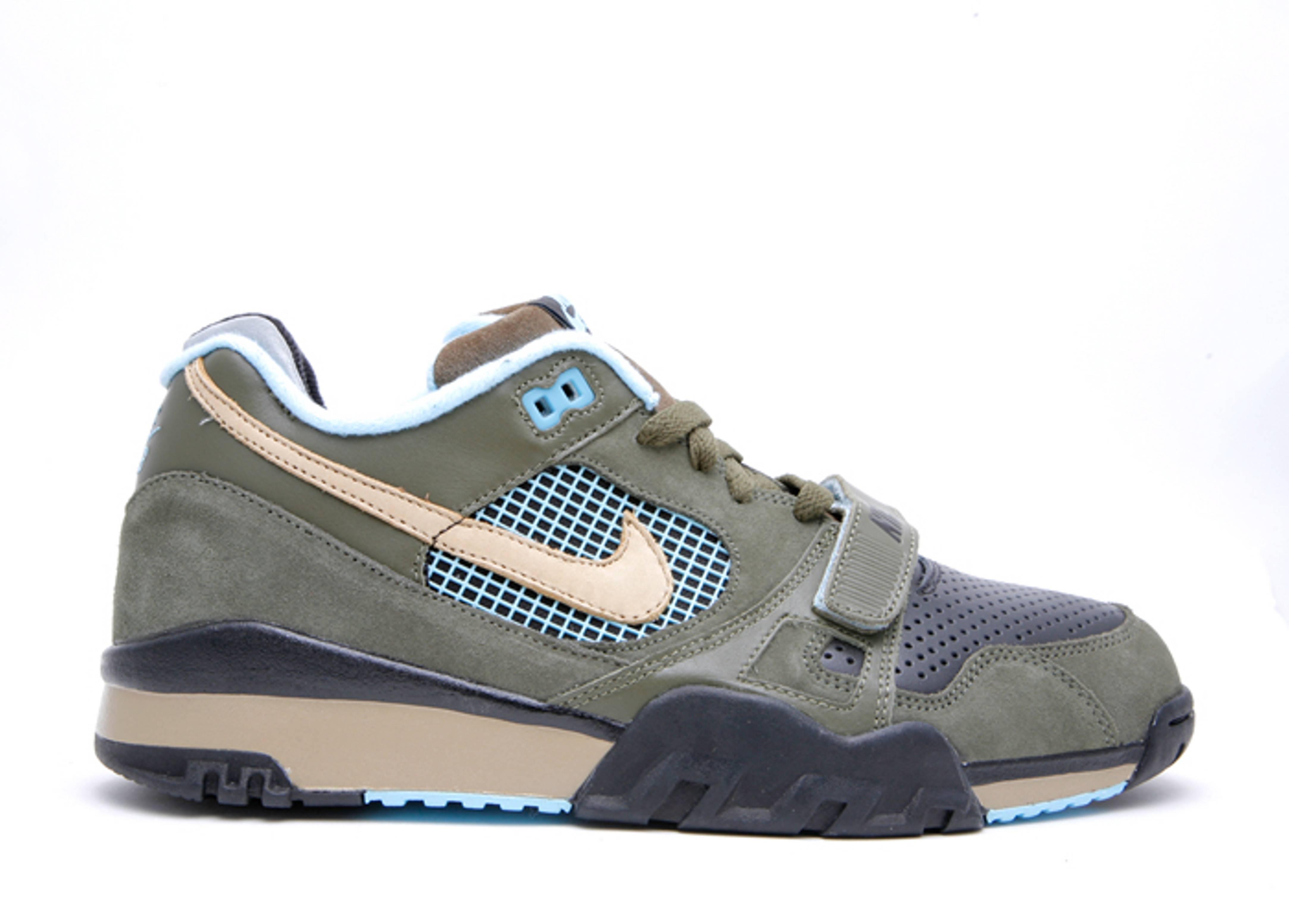 separation shoes 8be26 4d616 Air Trainer 2 Sb - Nike - 318480 321 - urban haze/tweed ...