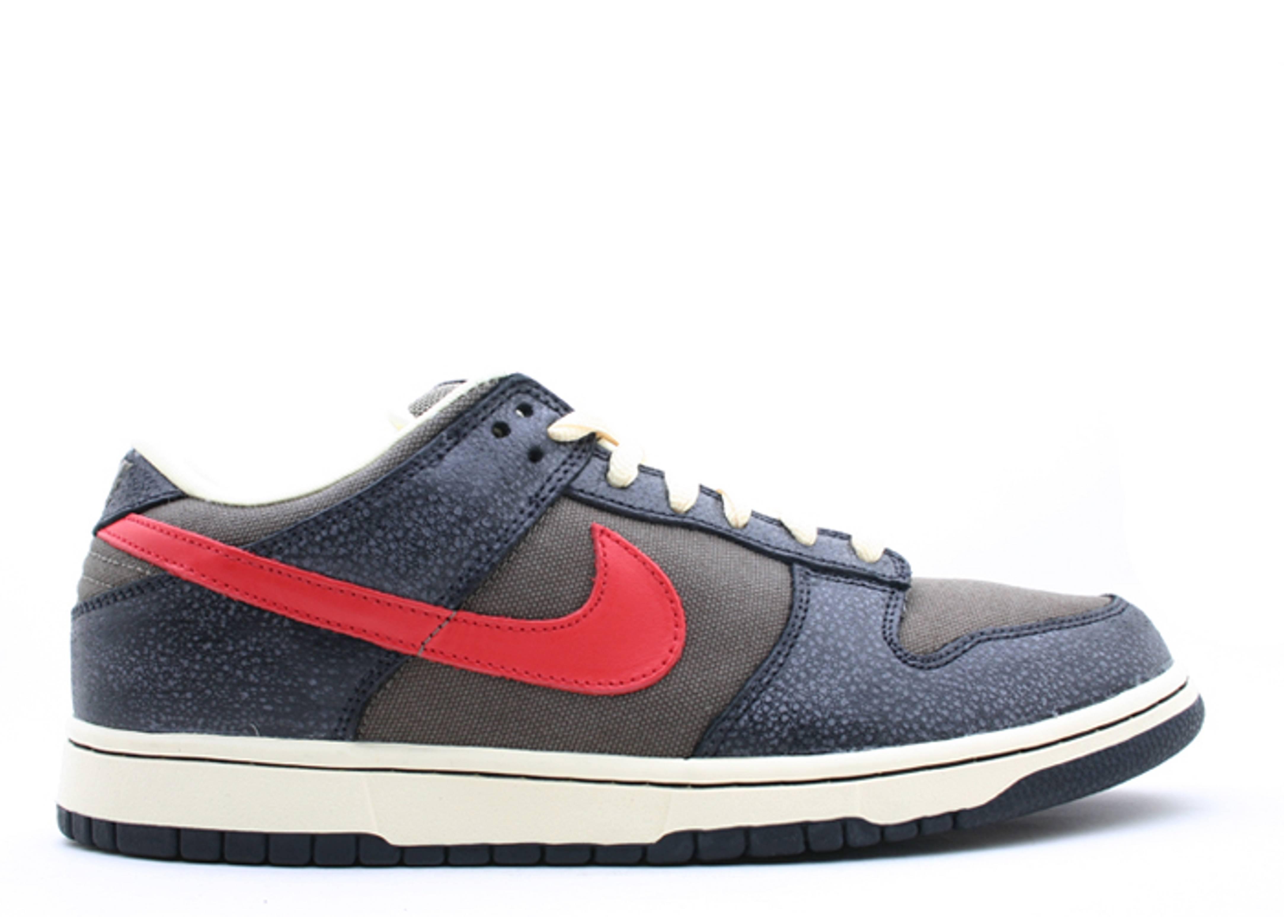55f0c744b0e1 Dunk Low Premium Sb - Nike - 313170 061 - black atom red