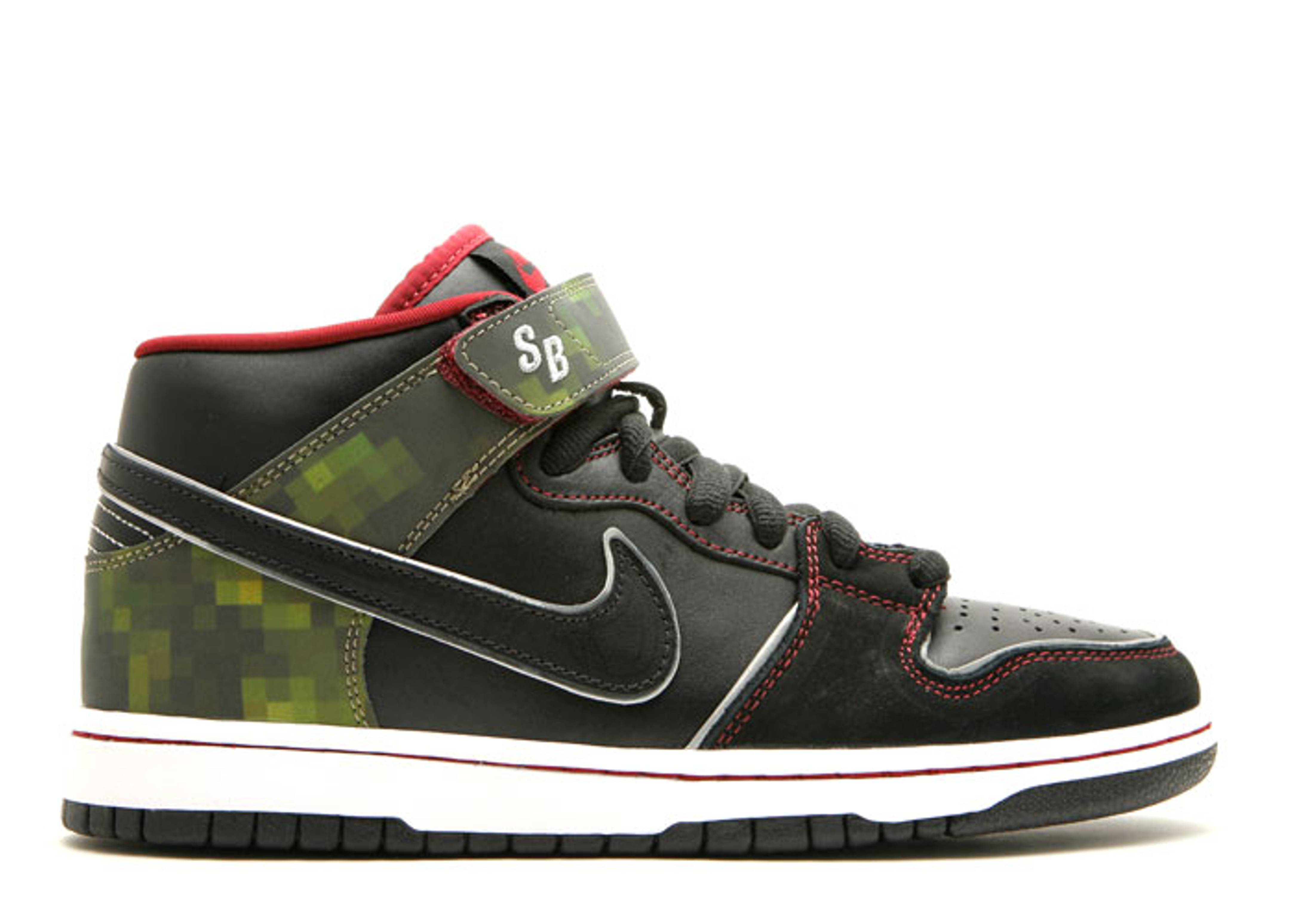 "dunk mid elite sb ""nitraid"""