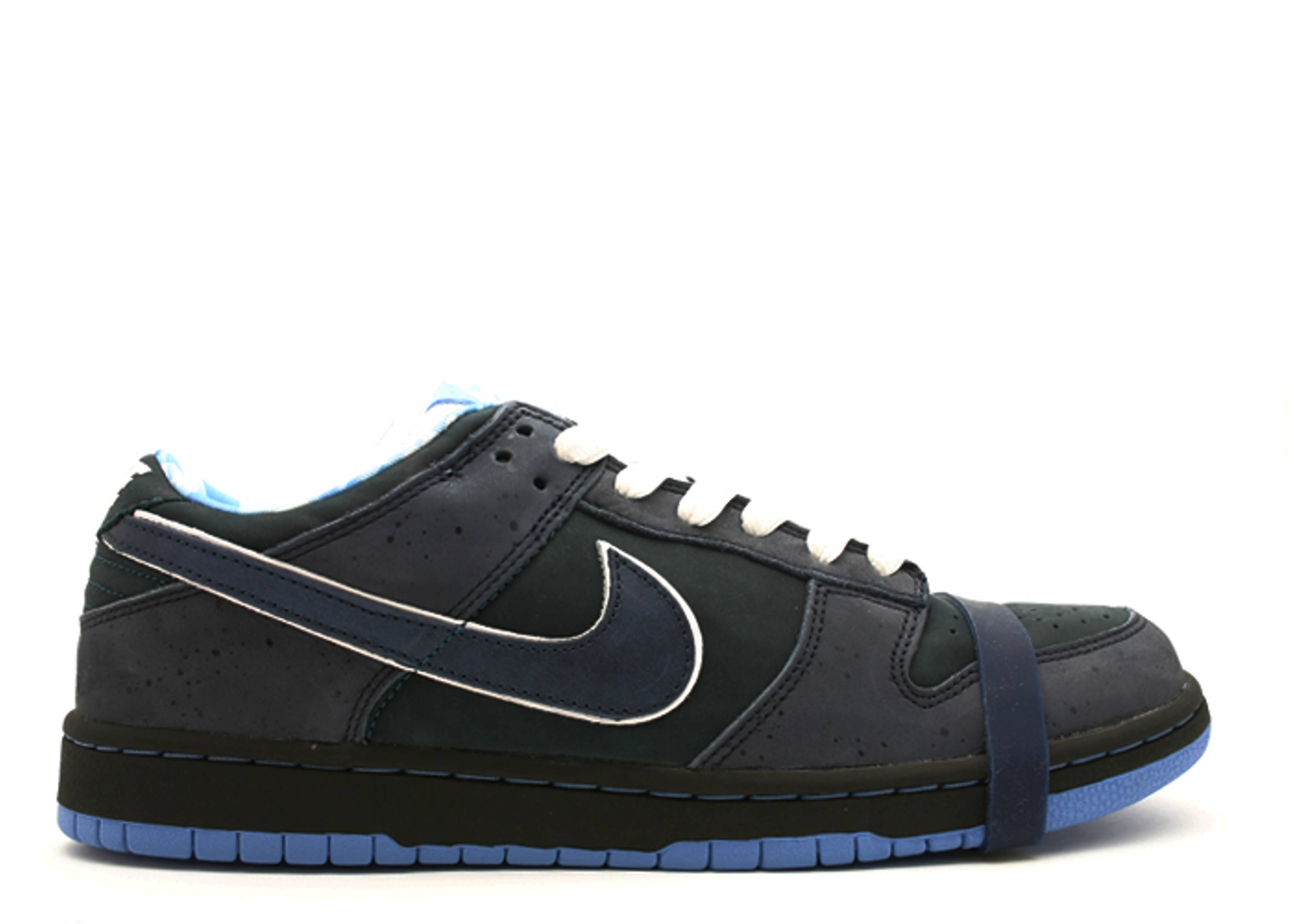 "dunk low premium sb ""blue lobster"""