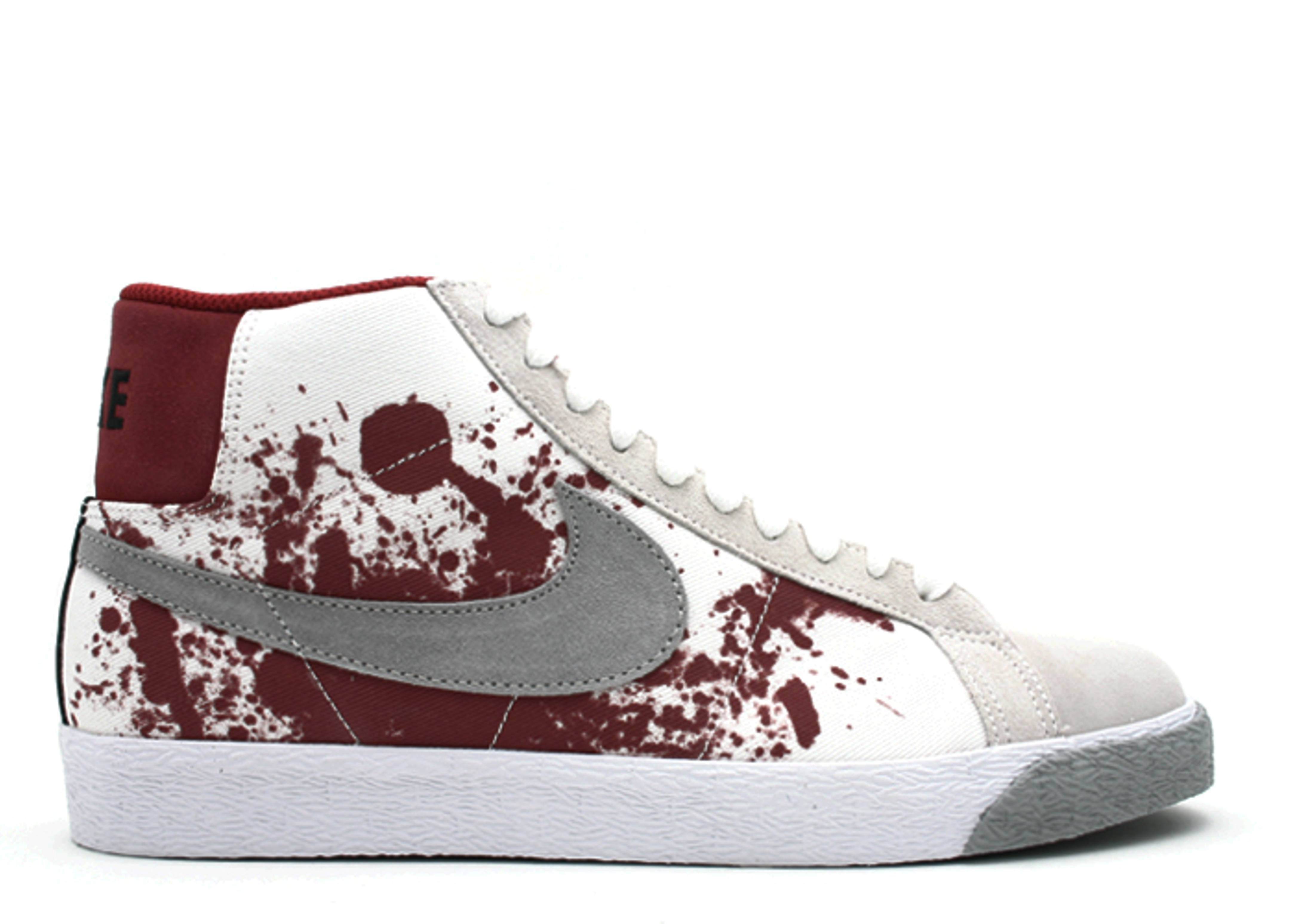 "blazer premium sb ""blood splatter"""