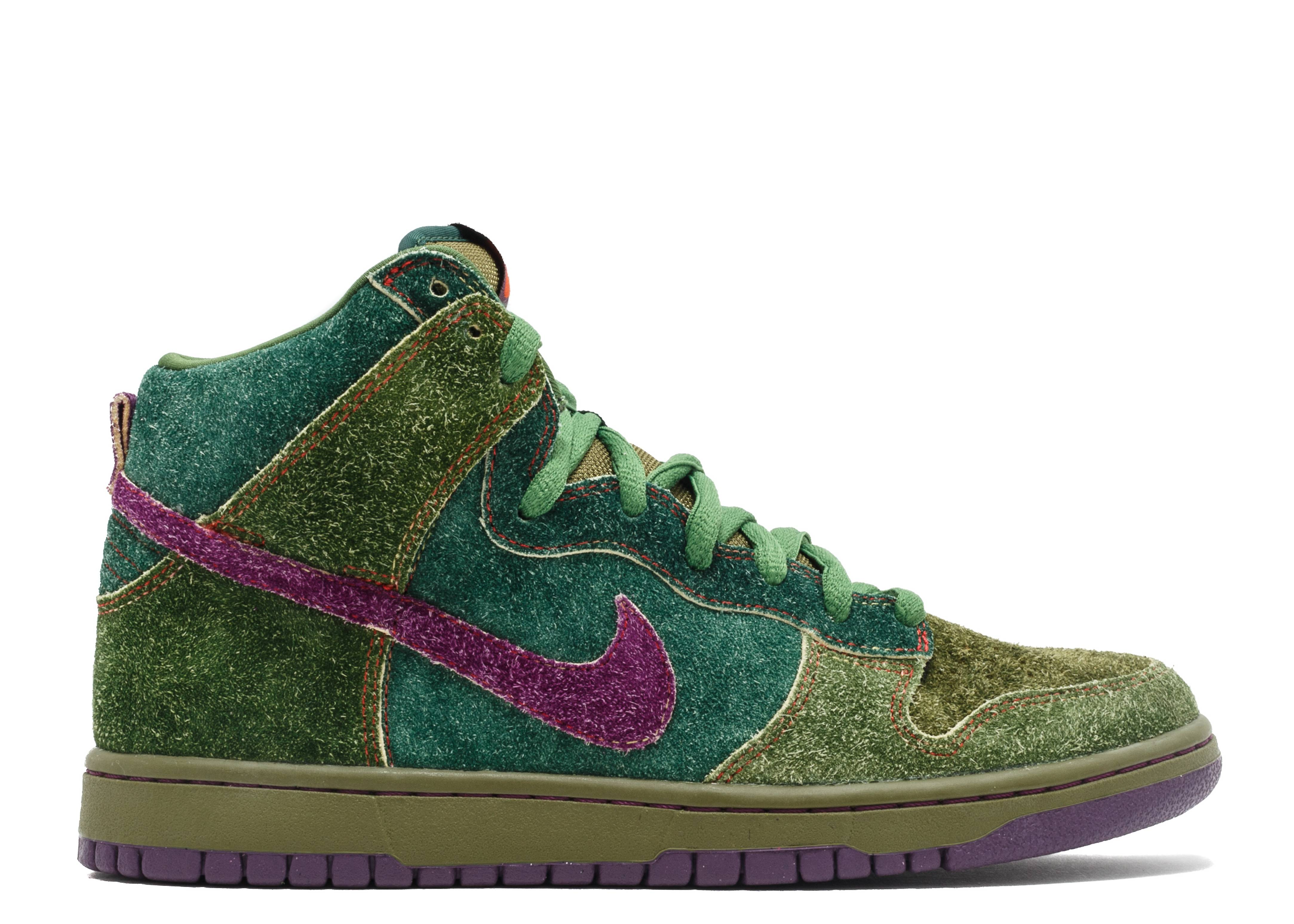 "dunk high premium sb ""skunk"""