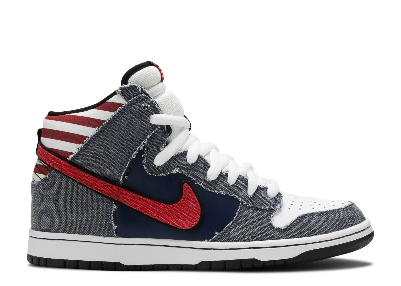"dunk high premium sb ""born in the usa"""
