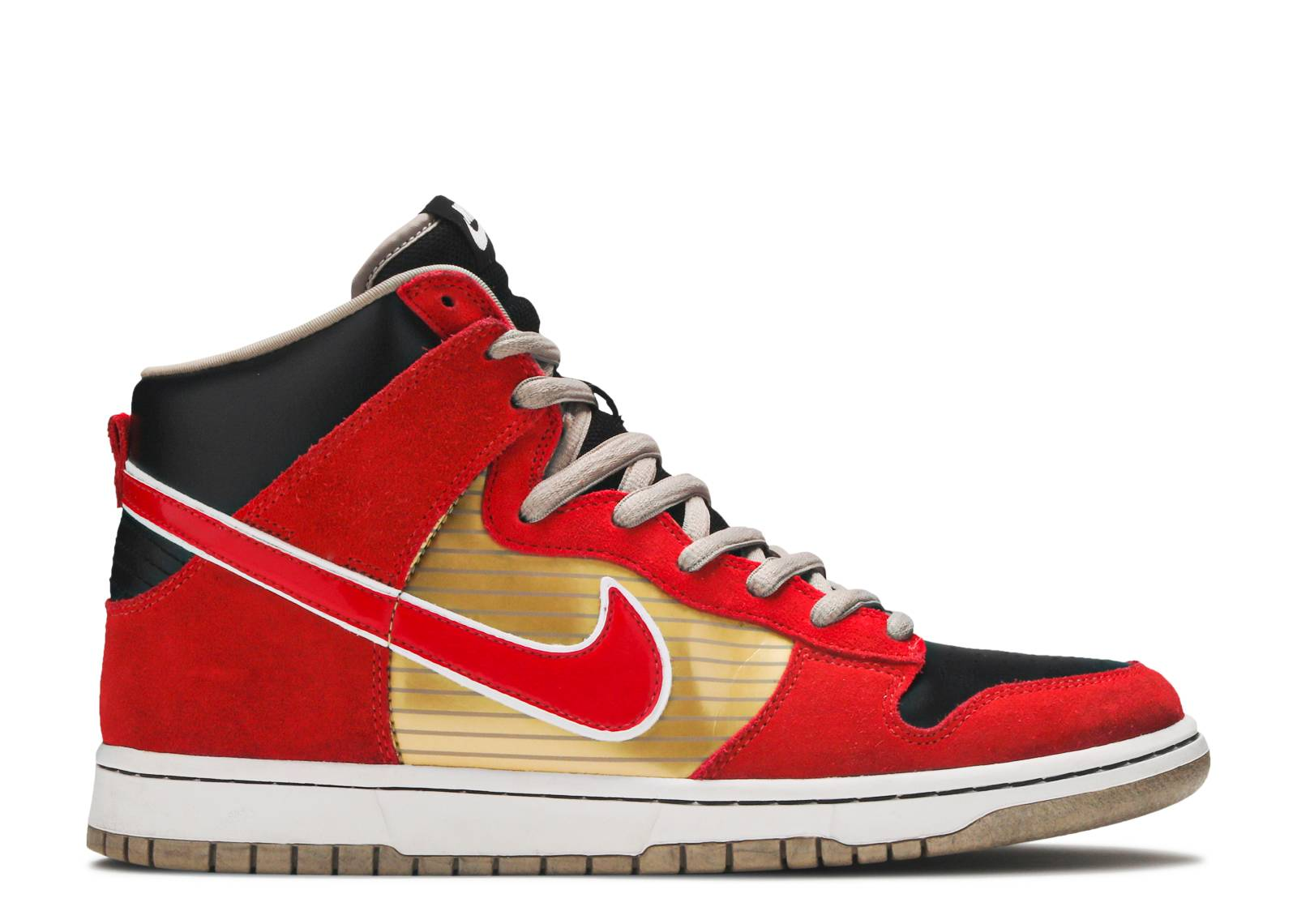 Nike Dunk High LE 'J Pack' Sport Red | Sole Collector