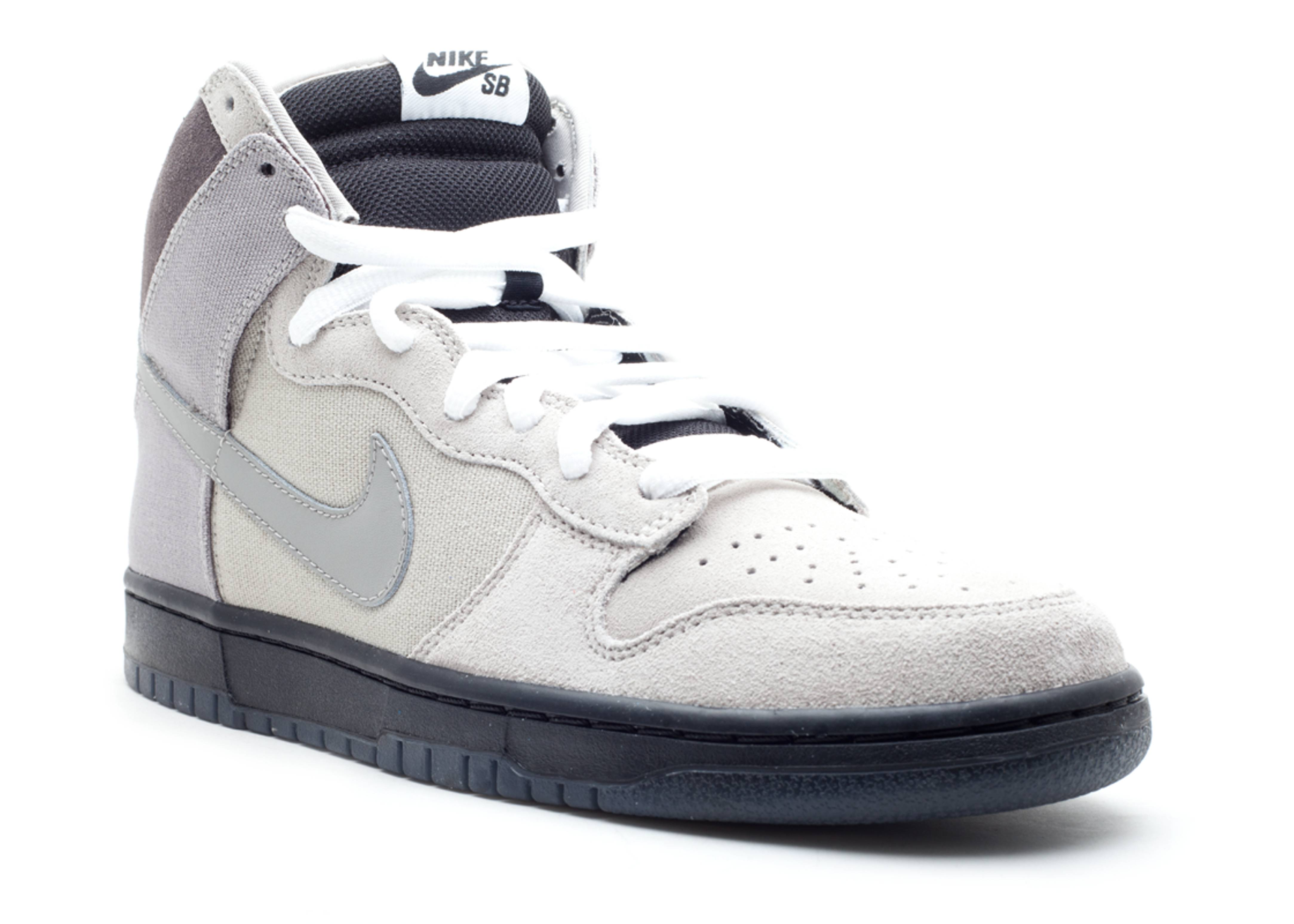 24f926e0e39e ... Dunk High Pro Sb - Nike - 305050 006 - magnet medium grey Flight Club  clearance