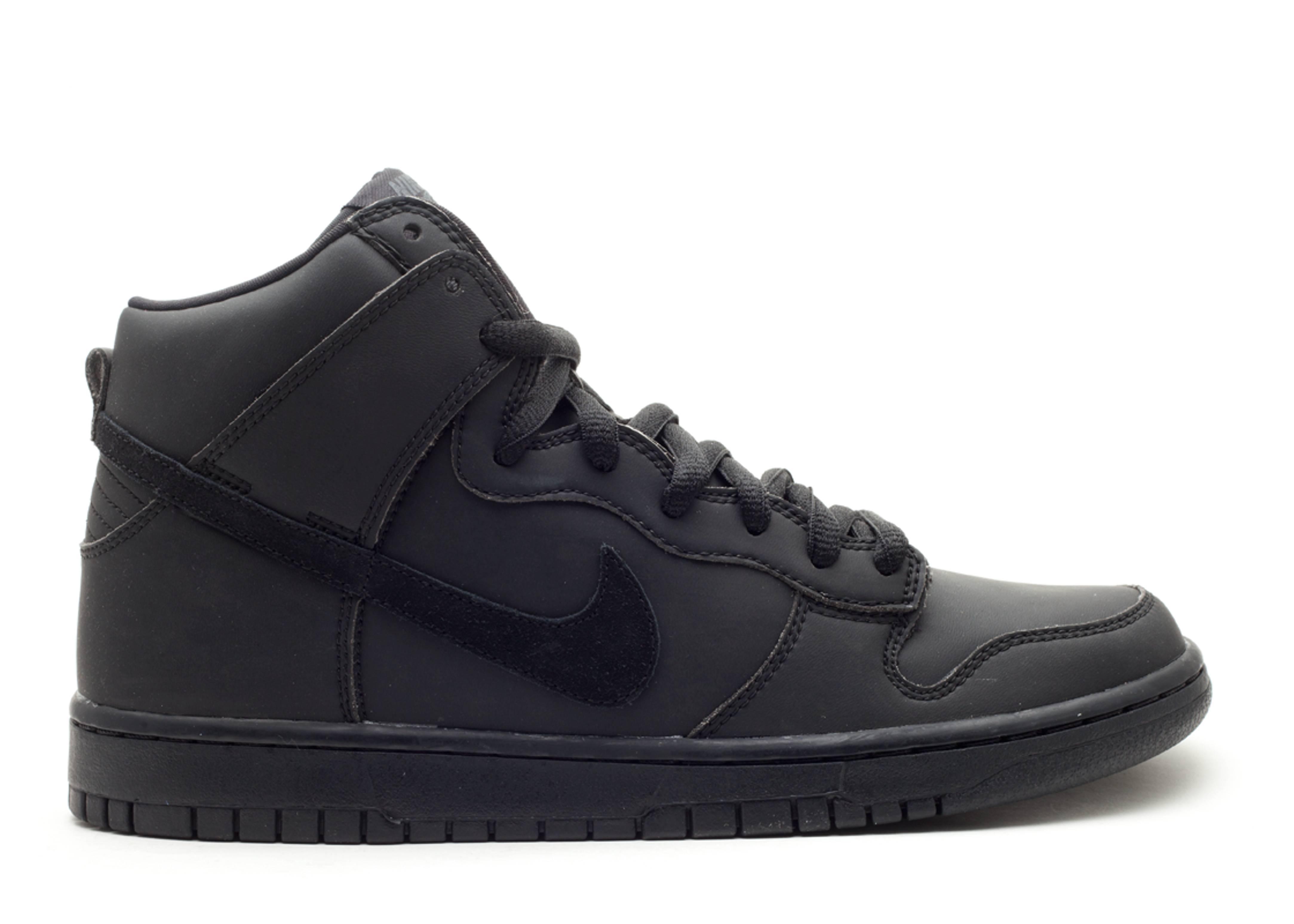Nike SB Dunk High Premium - Black