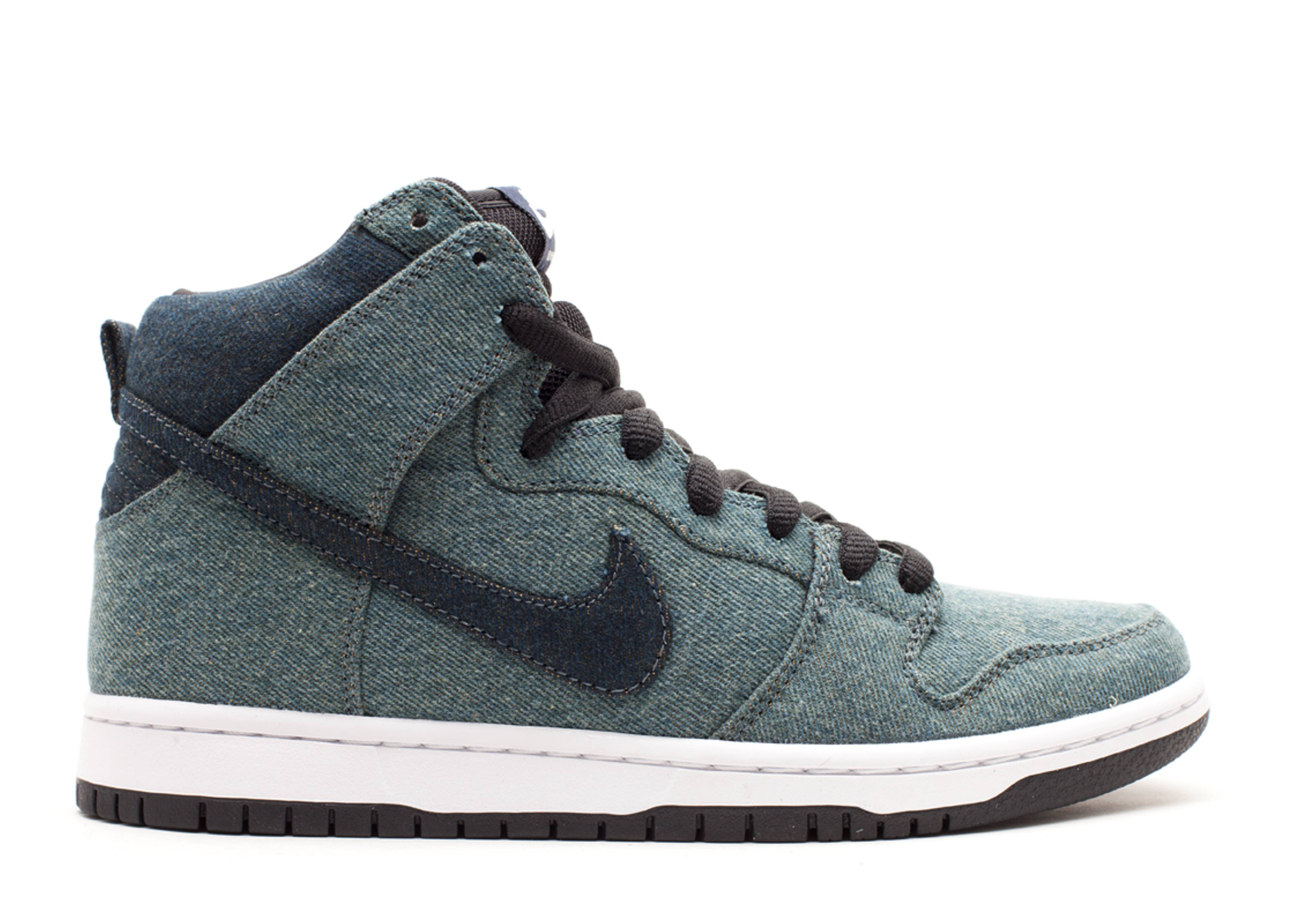 "dunk high premium sb ""denim"""