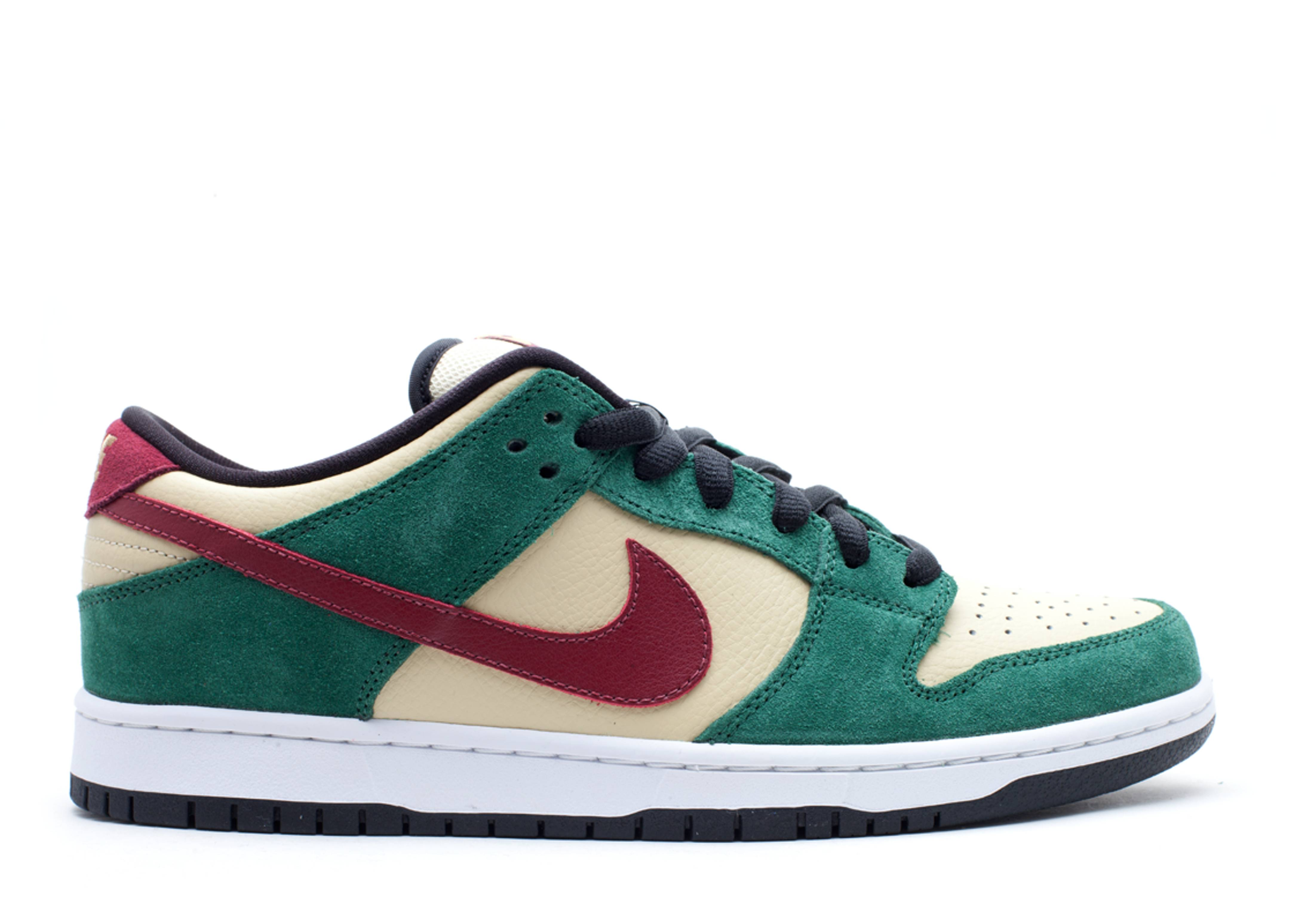 cheaper e52be f47ed store green and red nike sb 367fd 57841