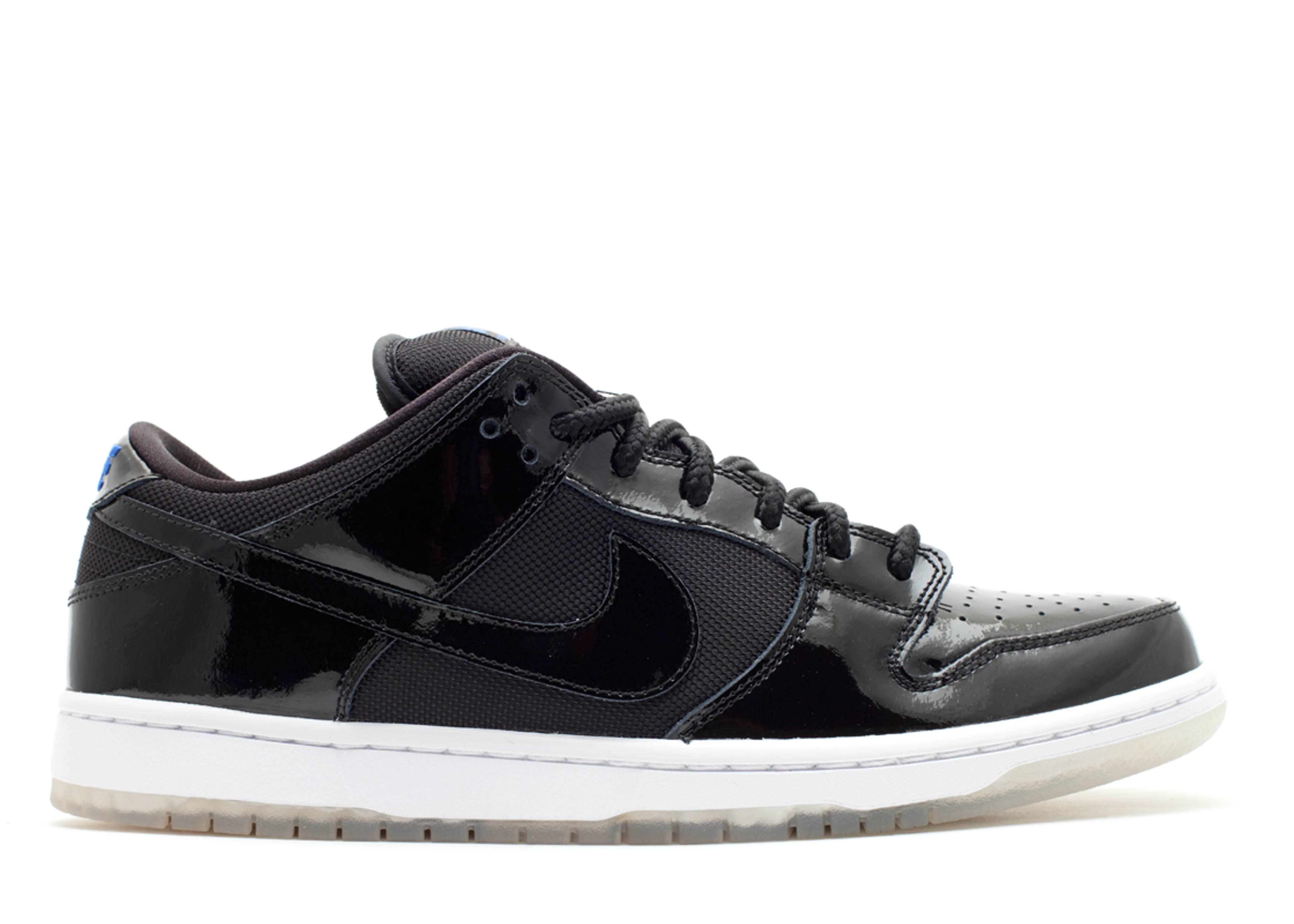 "Dunk Low Pro Sb ""space Jam"" - Nike - 304292 021 - black ..."