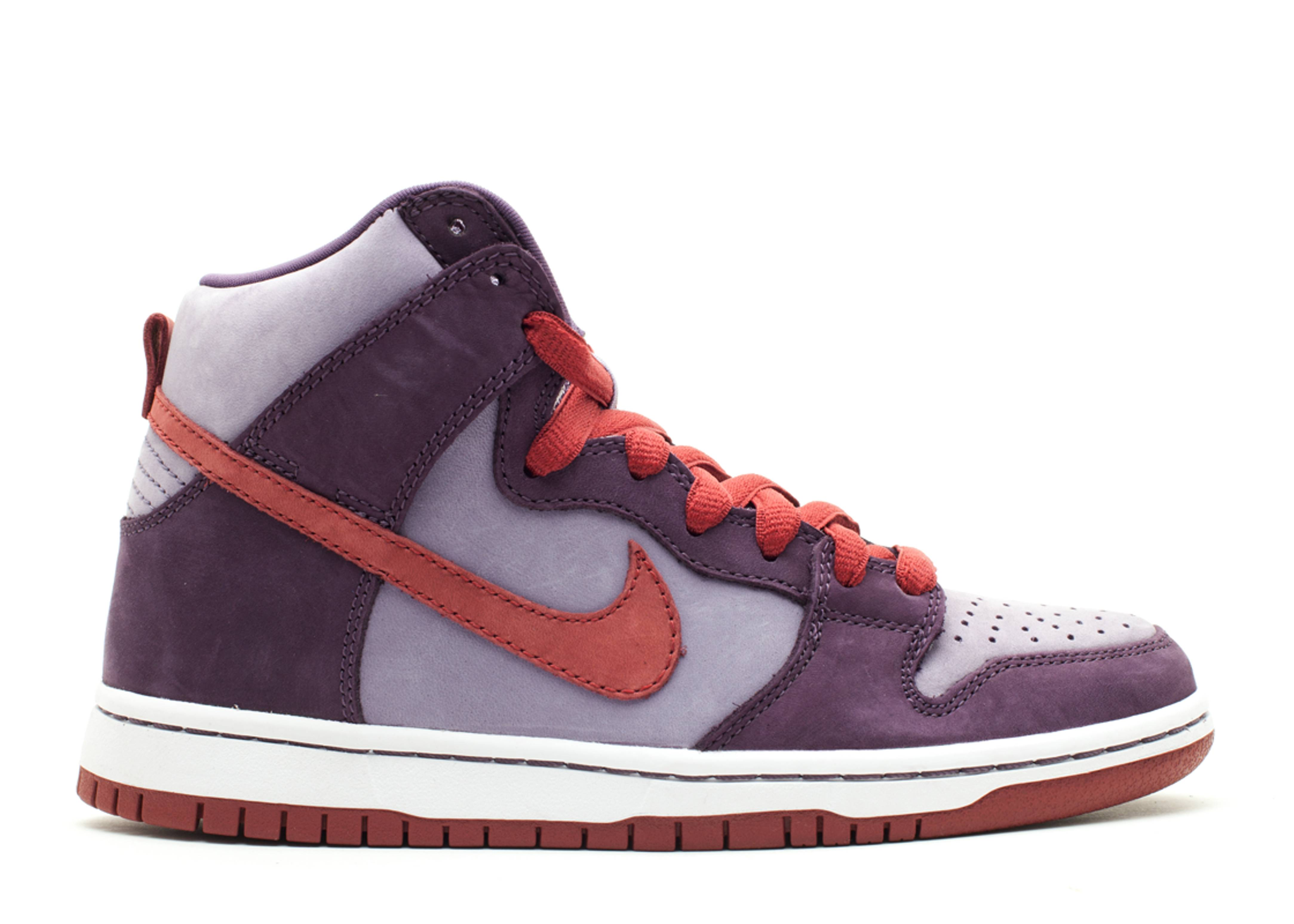 "dunk high premium sb ""plum"""