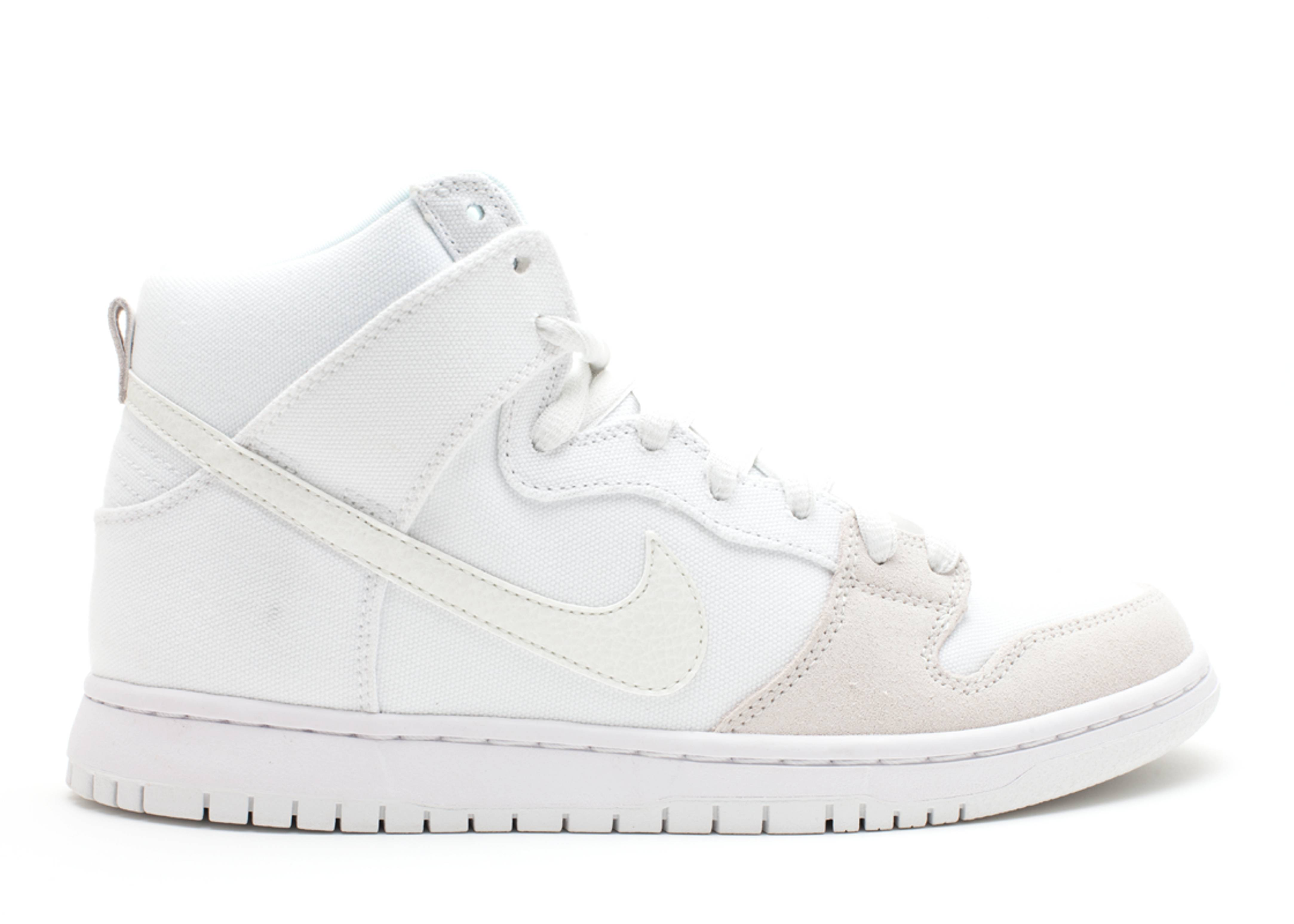 ce0ff5982a07 Nike Sb Dunk Hi Summit White