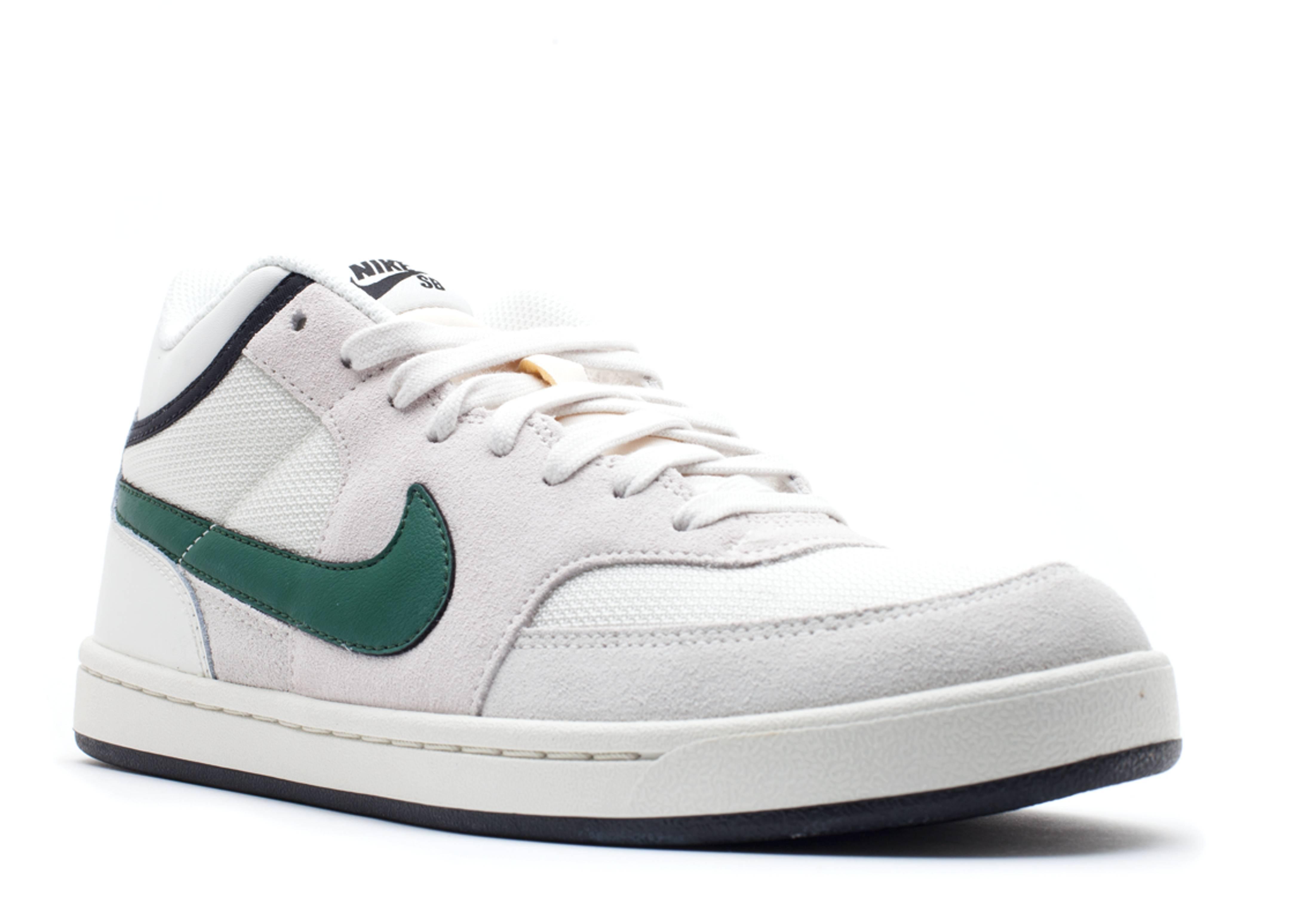 diversos estilos nuevas variedades hacer un pedido Challenge Court Sb - Nike - 524849 130 - swan/gorge green-black ...