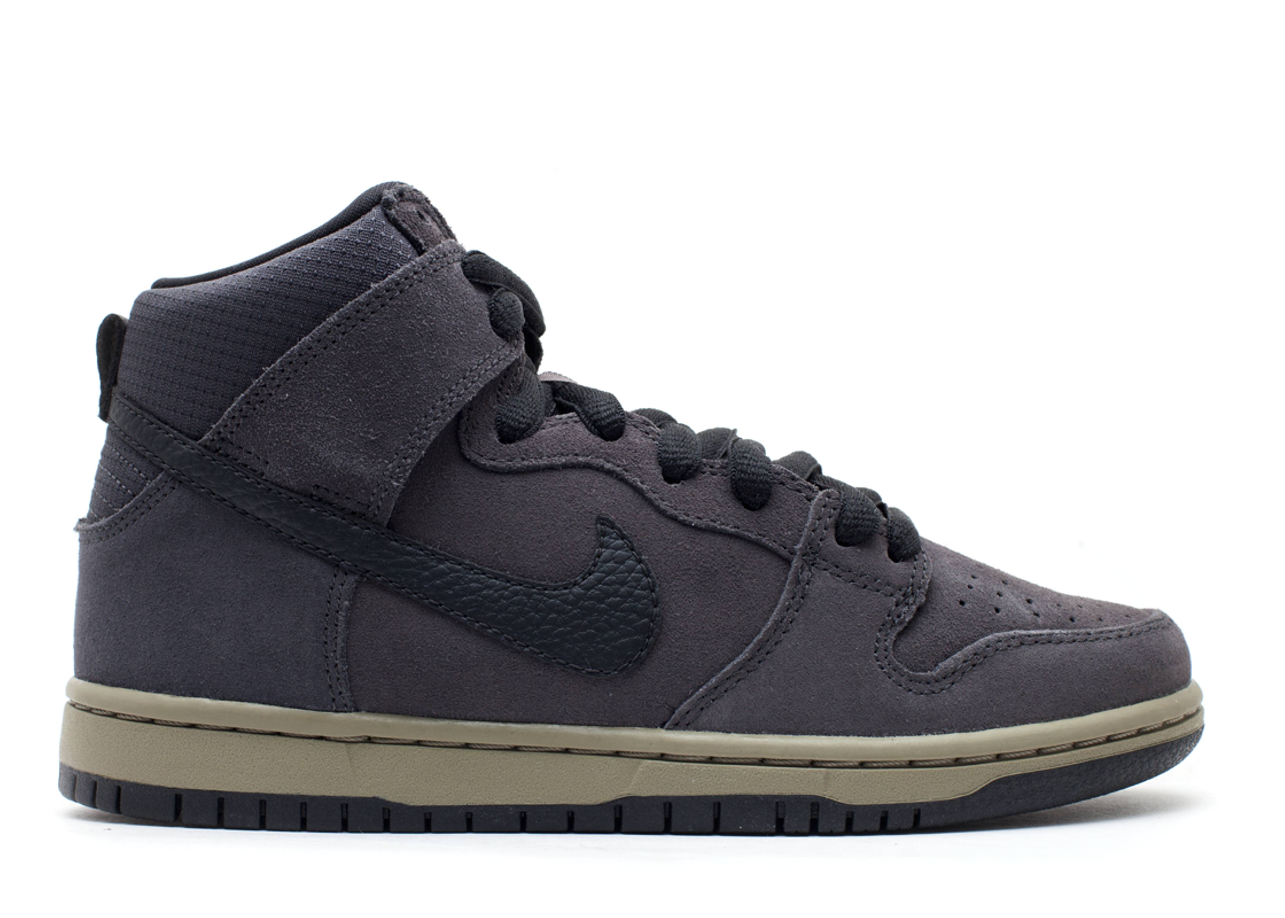 7c17efbd ... discount code for dunk high pro sb nike 305050 033 anthracite black  matte olive flight club