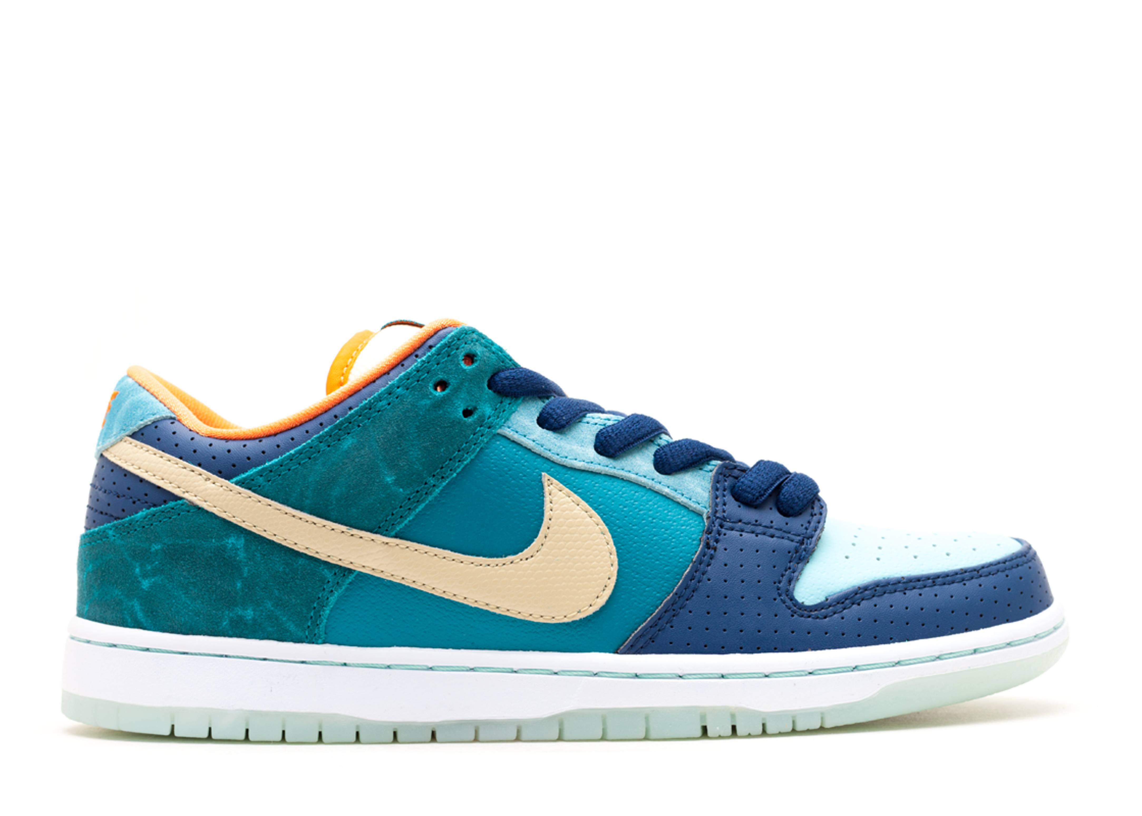 "dunk low premium sb qs ""mia skate shop 10th year anniversary"""