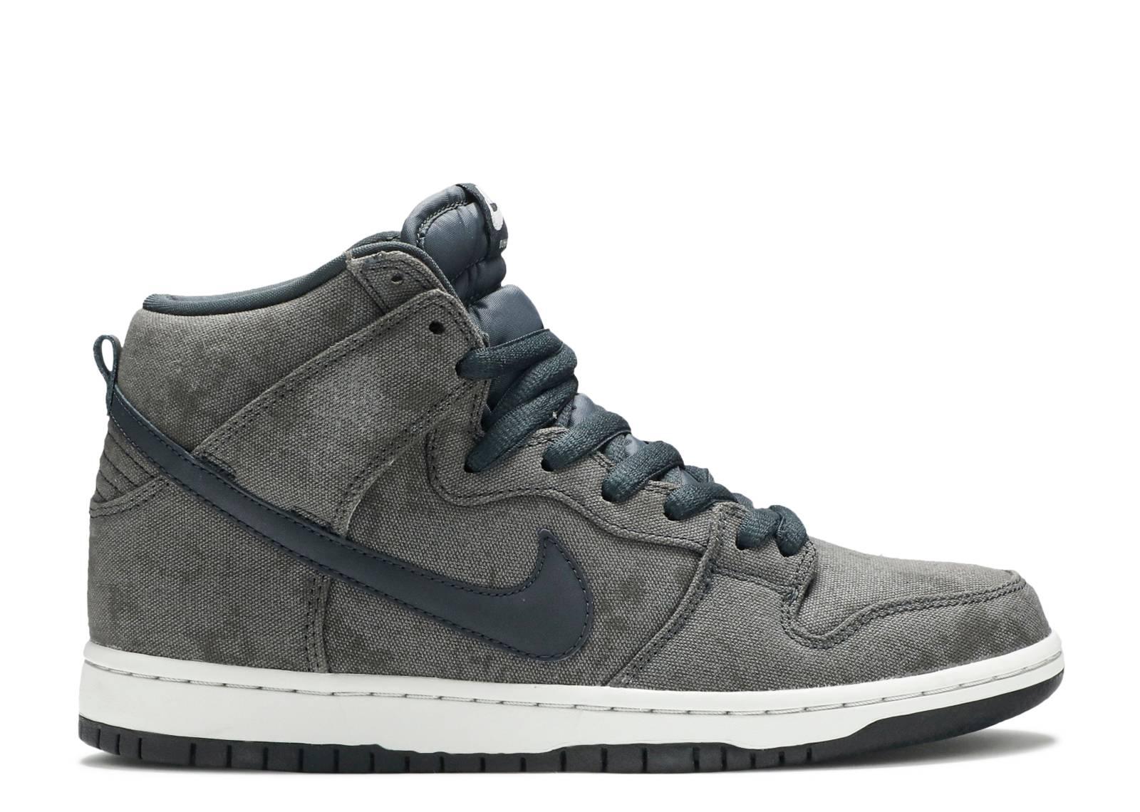 premium selection 9725e 6d9a5 Dunk High Pro Sb - Nike - 305050 011 - neutral grey ...