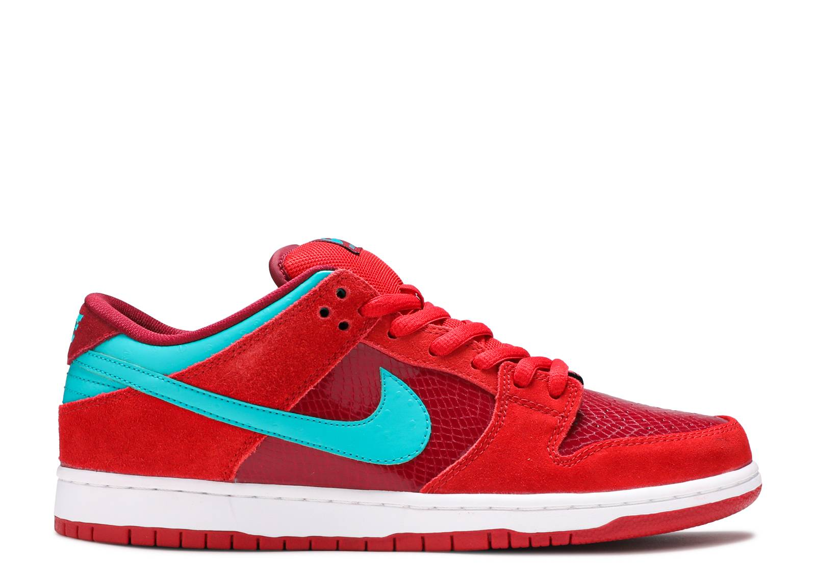 "dunk low pro sb ""Brickhouse Turbo Green"""