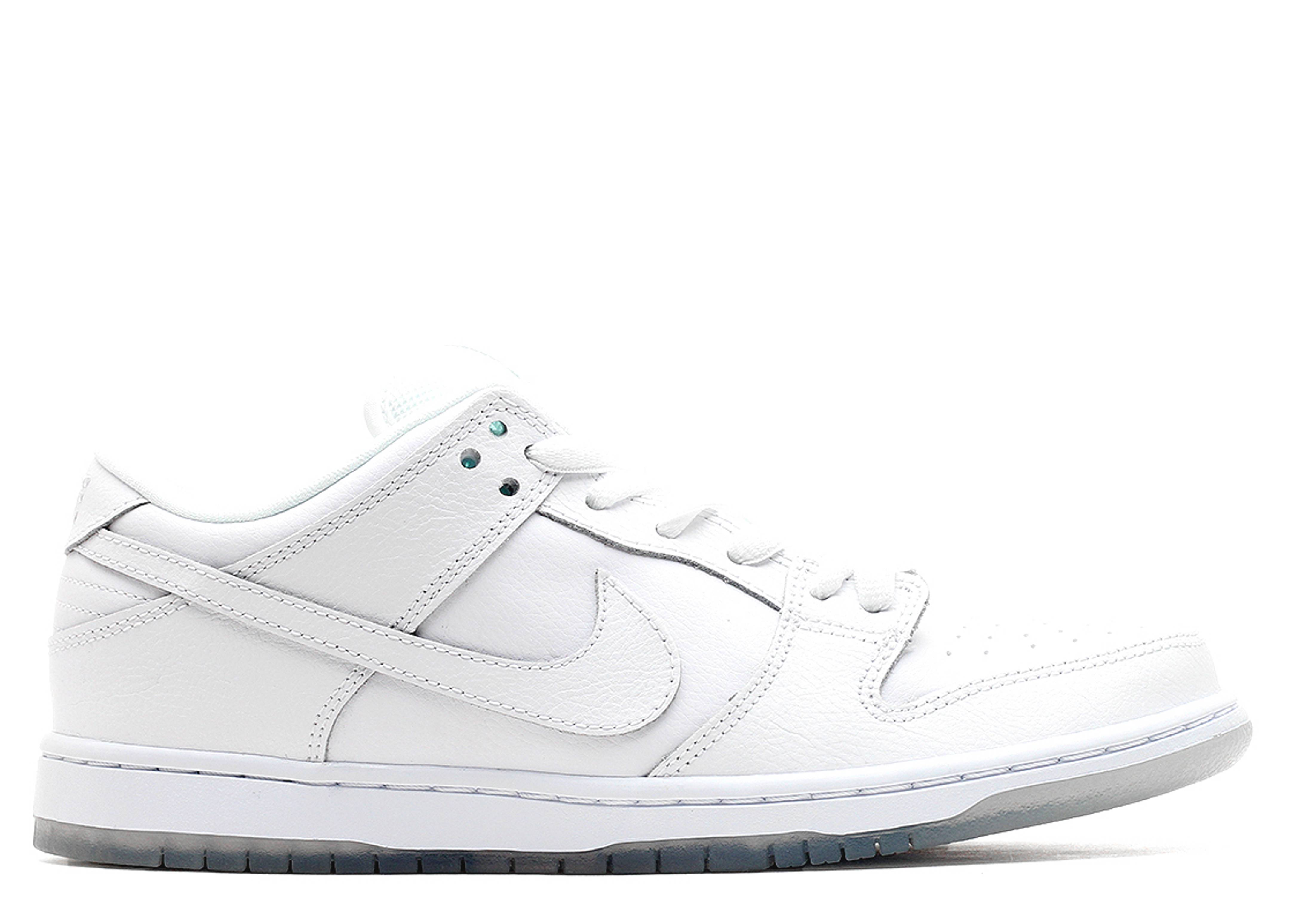 """dunk low pro """"white ice"""""""