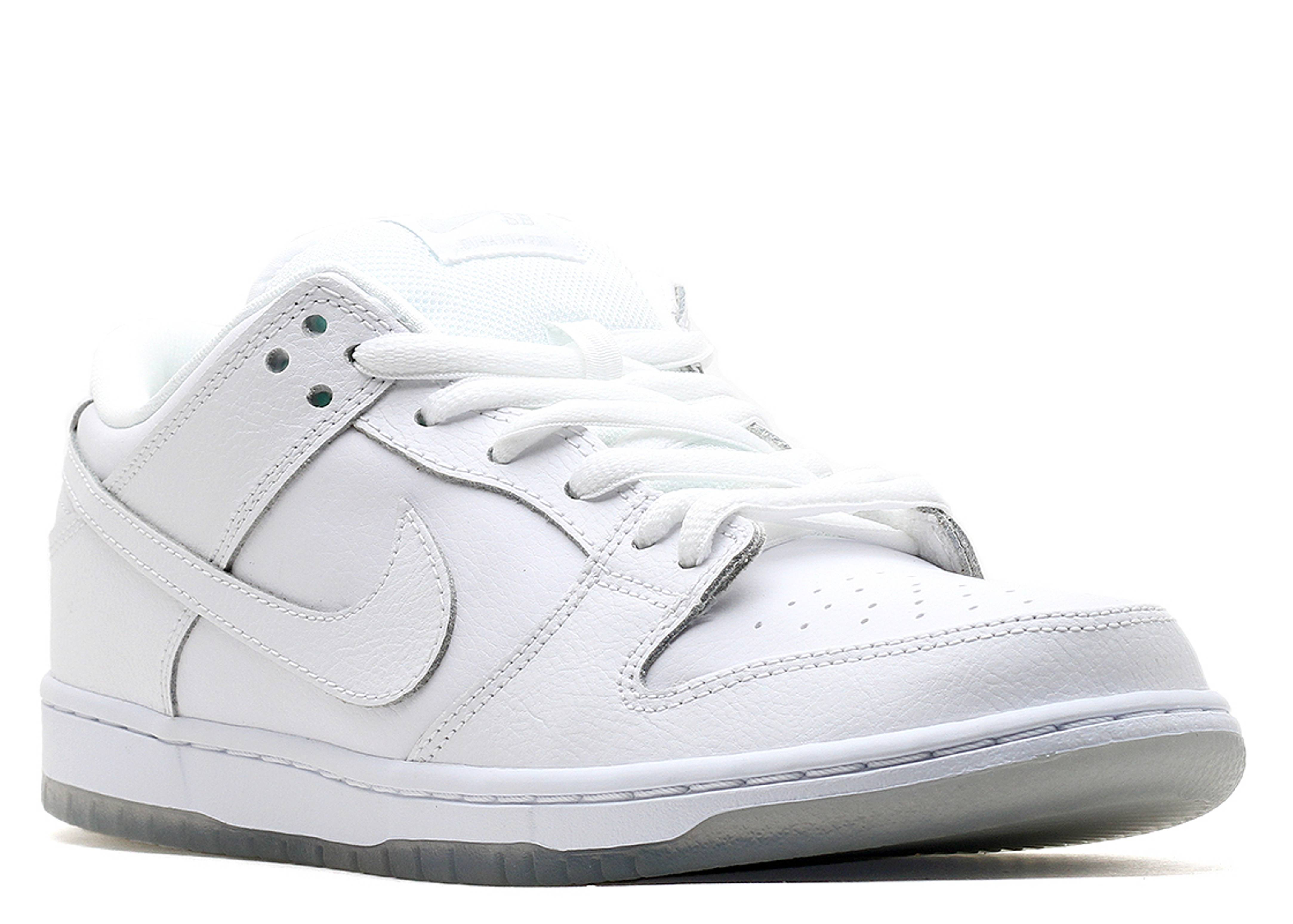 the latest ea6a9 93b48 ... cheap dunk low pro white ice nike 304292 100 white white lt base grey  flight club