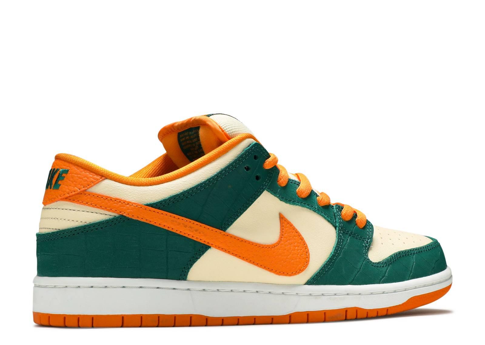 best website 6a87f 0412a Nike Dunk Low SB Legion Pine Kumquat - Jamrocknyc ... ... dunk low pro sb  ...