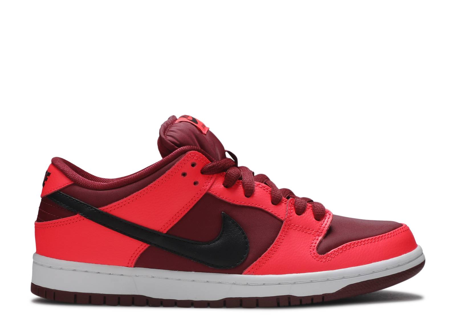 "dunk low sb ""Laser Crimson"""