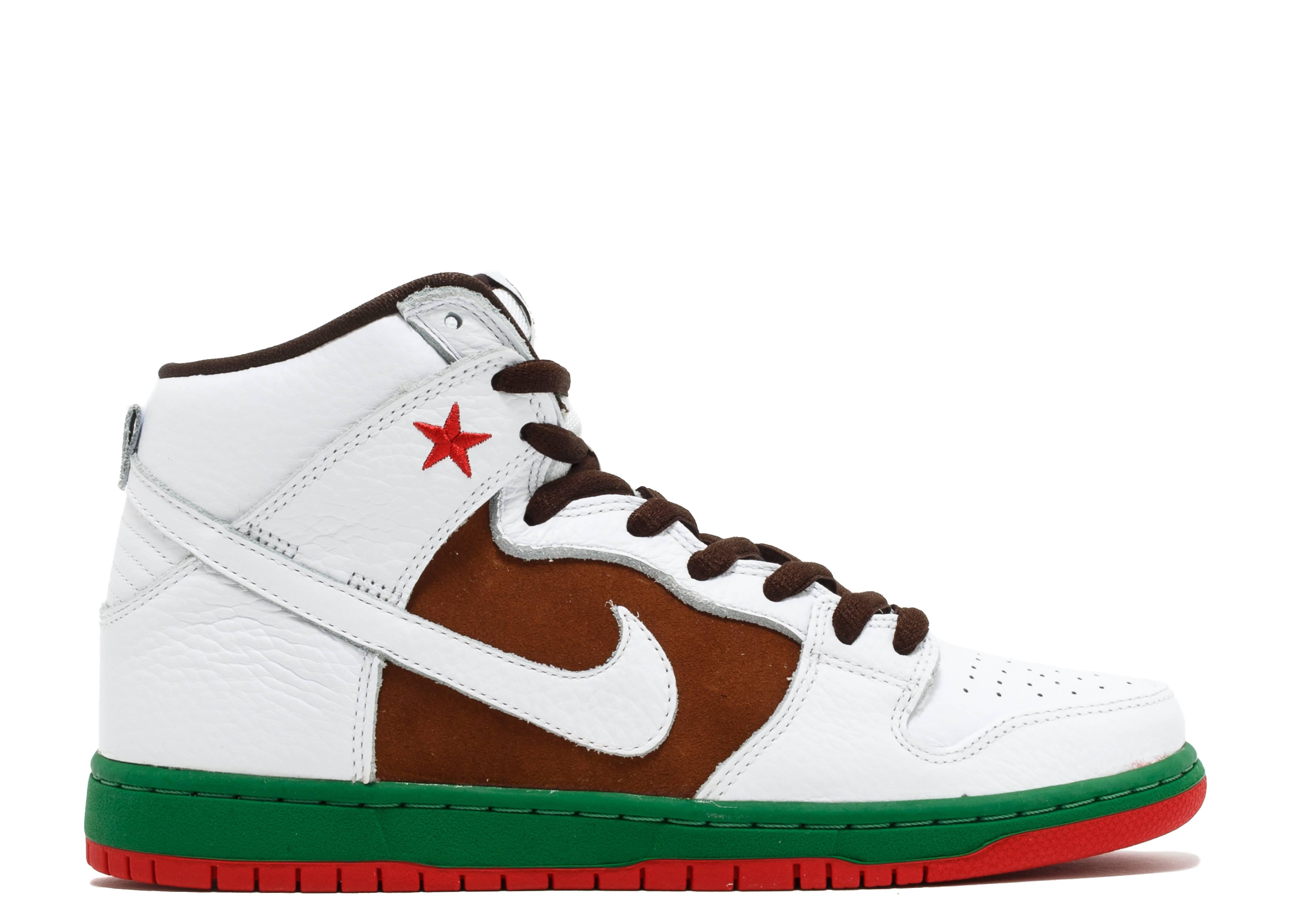 Dunk High SB 'Cali' - Nike - 313171 201