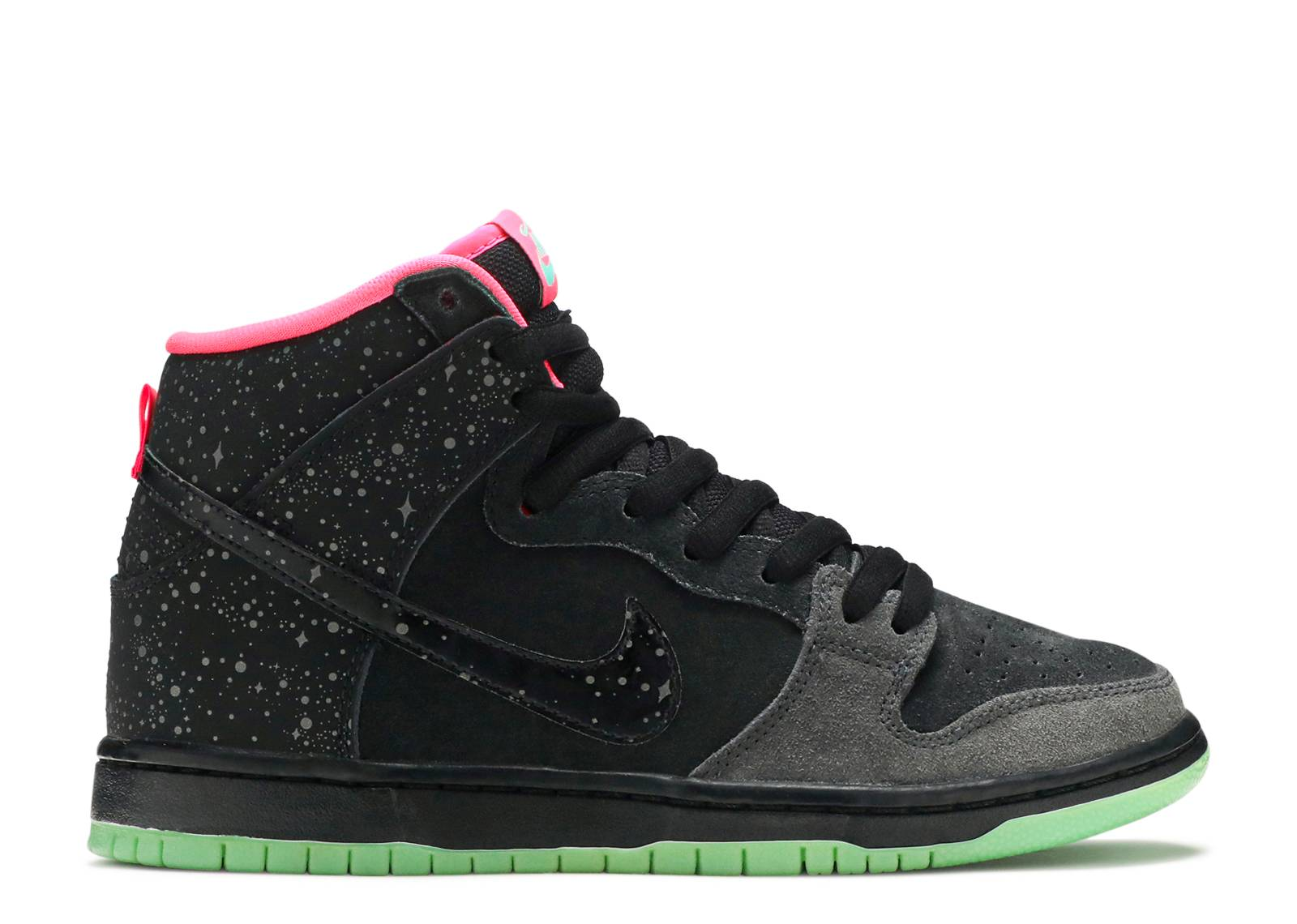 the best attitude 94210 cb437 Dunk High Premium SB  Northern Lights