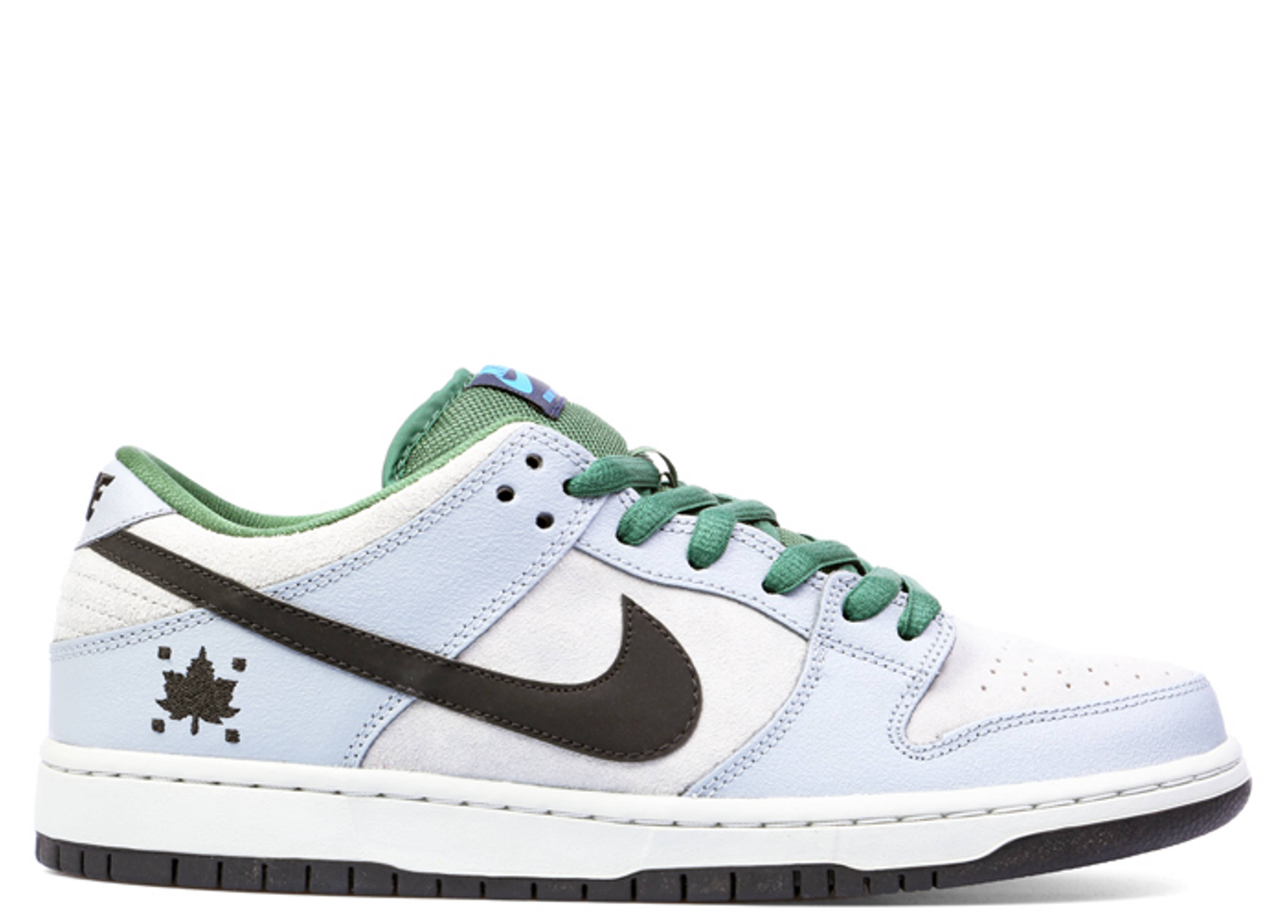 "dunk low premium sb ""maple leaf"""