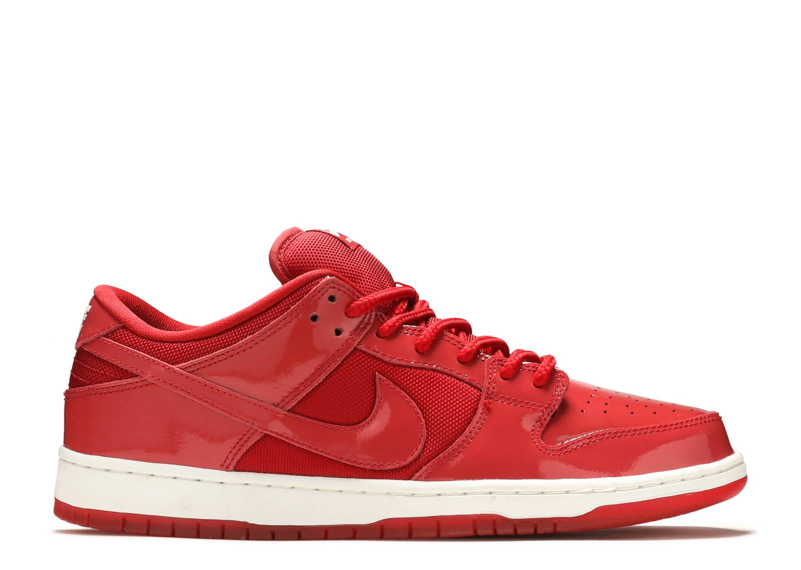 "Dunk Low Pro SB 'Red Patent Leather' ""Red Patent Leather"""