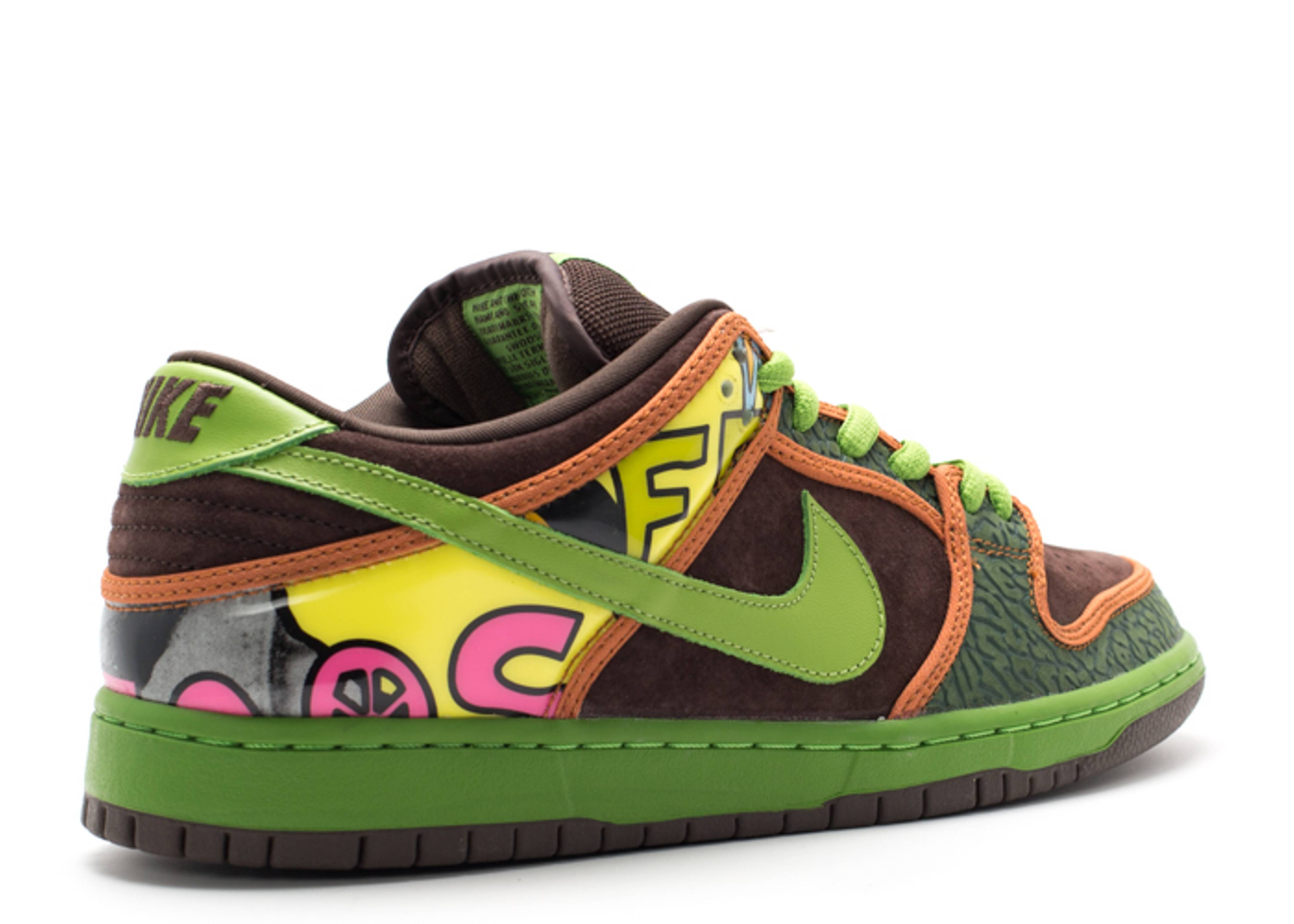 meet buying cheap where to buy new arrivals nike dunk sb de la soul low 9938f c9379