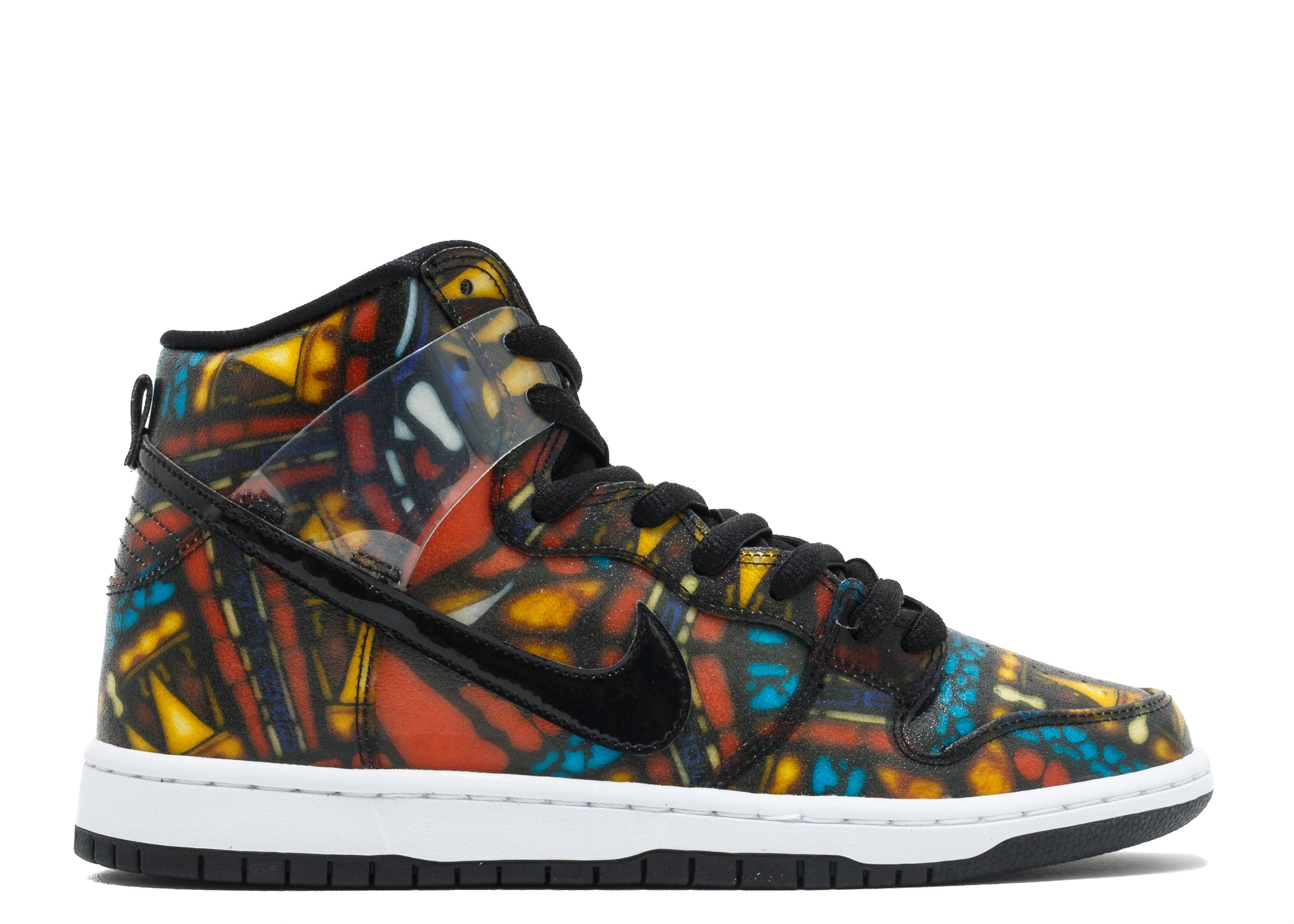 """dunk hi pro sb """"concepts stained glass special box"""""""