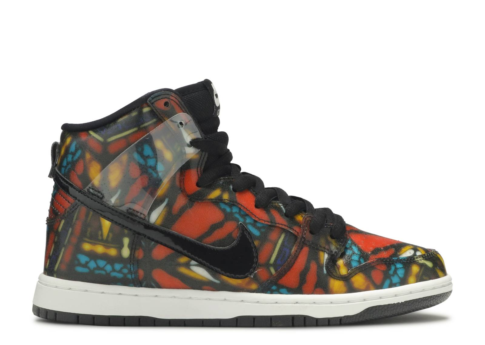 "dunk high premium sb ""stained glass"""