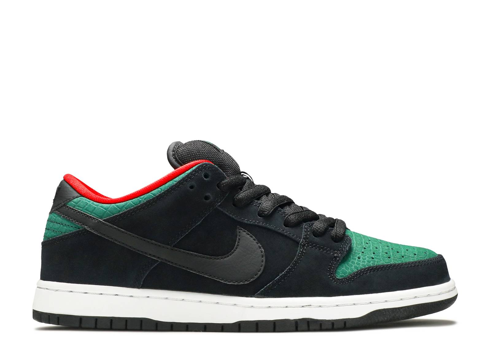 "dunk low pro sb ""Reptile"""