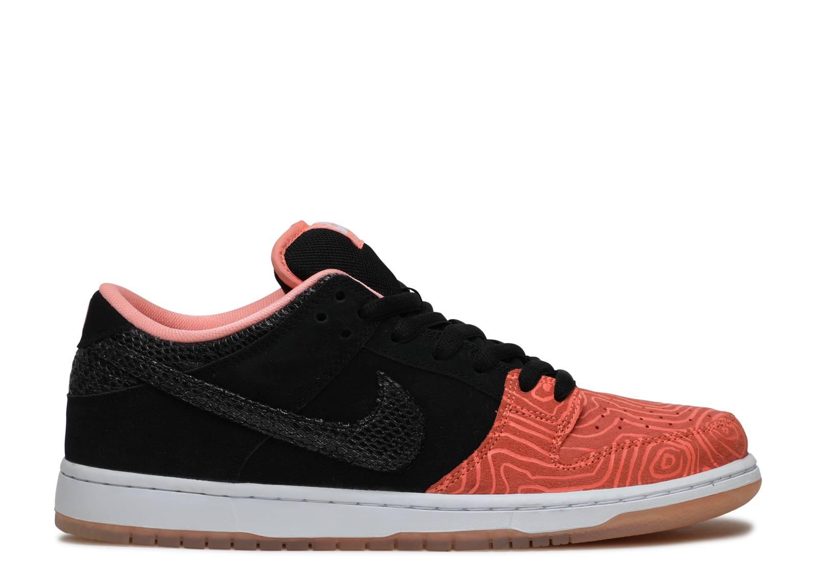 Nike Sb Pink Box Dunk Low