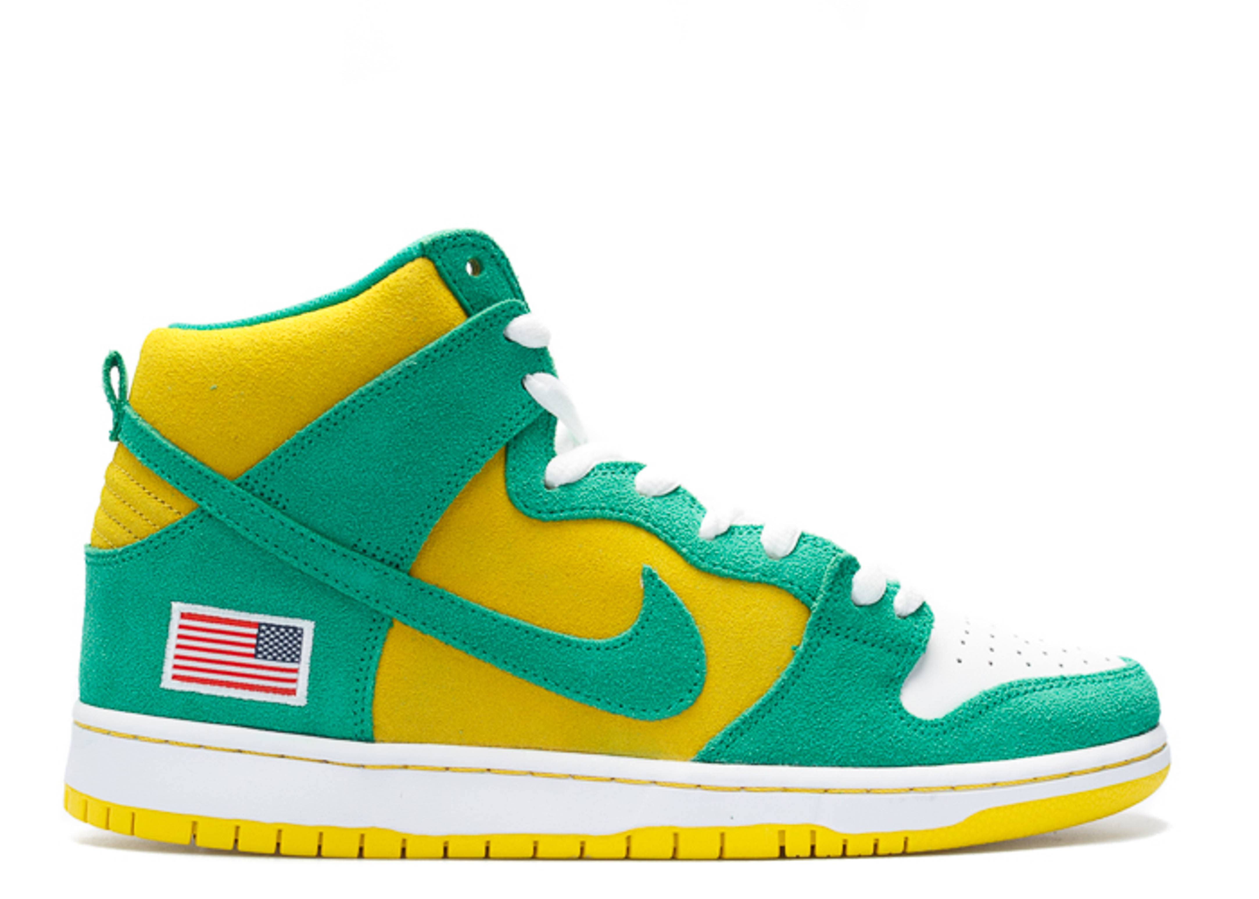 dunk high pro sb oakland athletics nike 305050 337. Black Bedroom Furniture Sets. Home Design Ideas