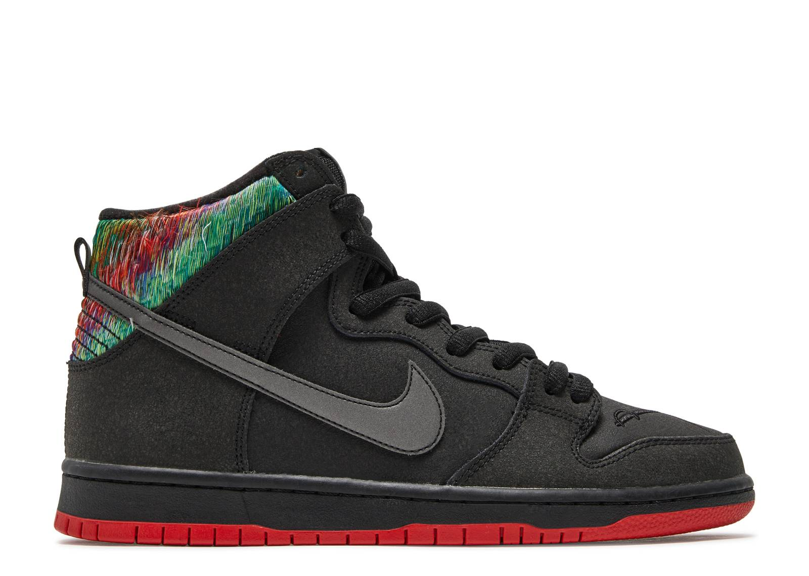 dunk high premium sb gasparilla nike 313171 028. Black Bedroom Furniture Sets. Home Design Ideas