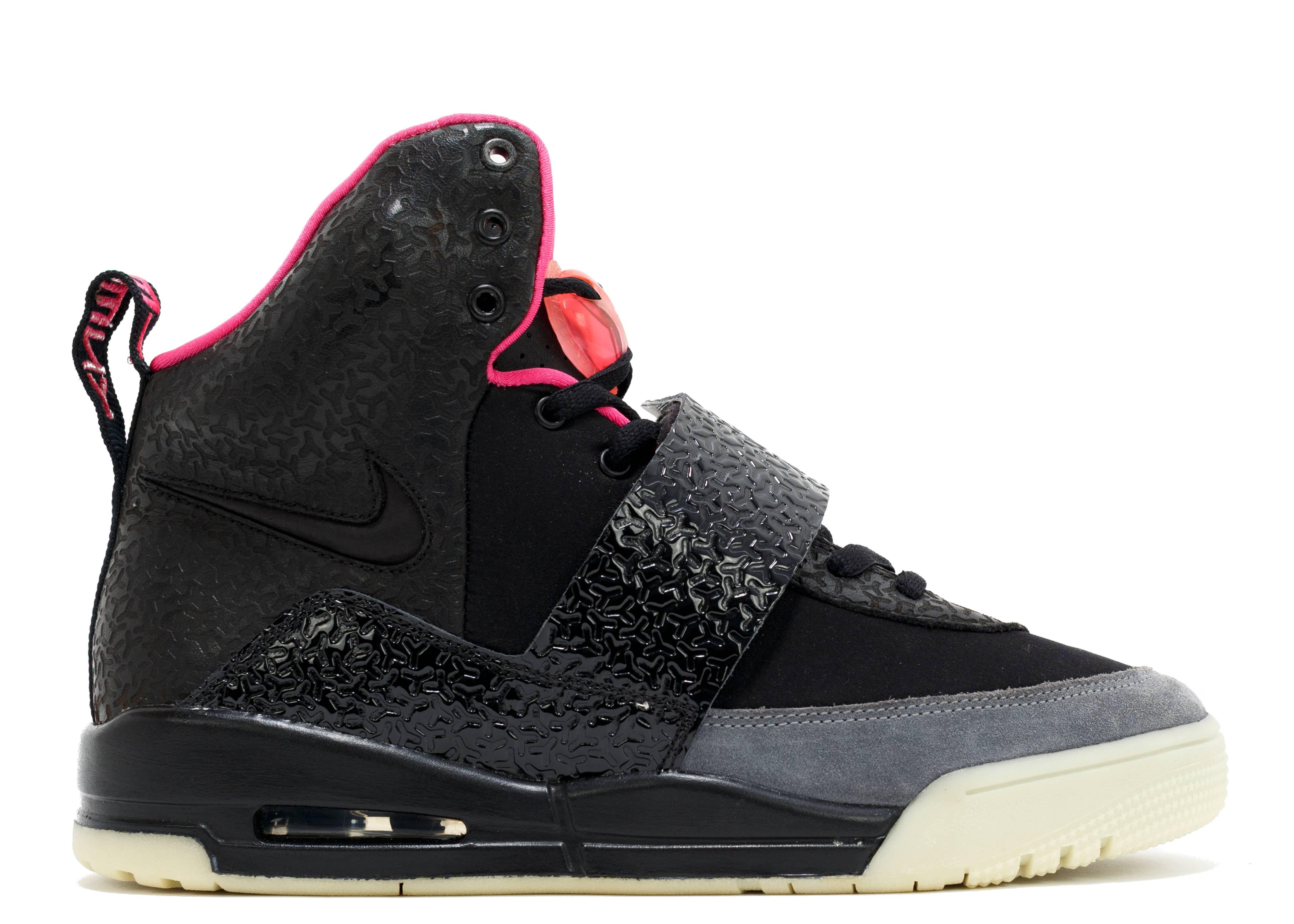 Lanzamiento Descubrimiento Talla  Air Yeezy 'Blink' - Nike - 366164 003 - black/black | Flight Club