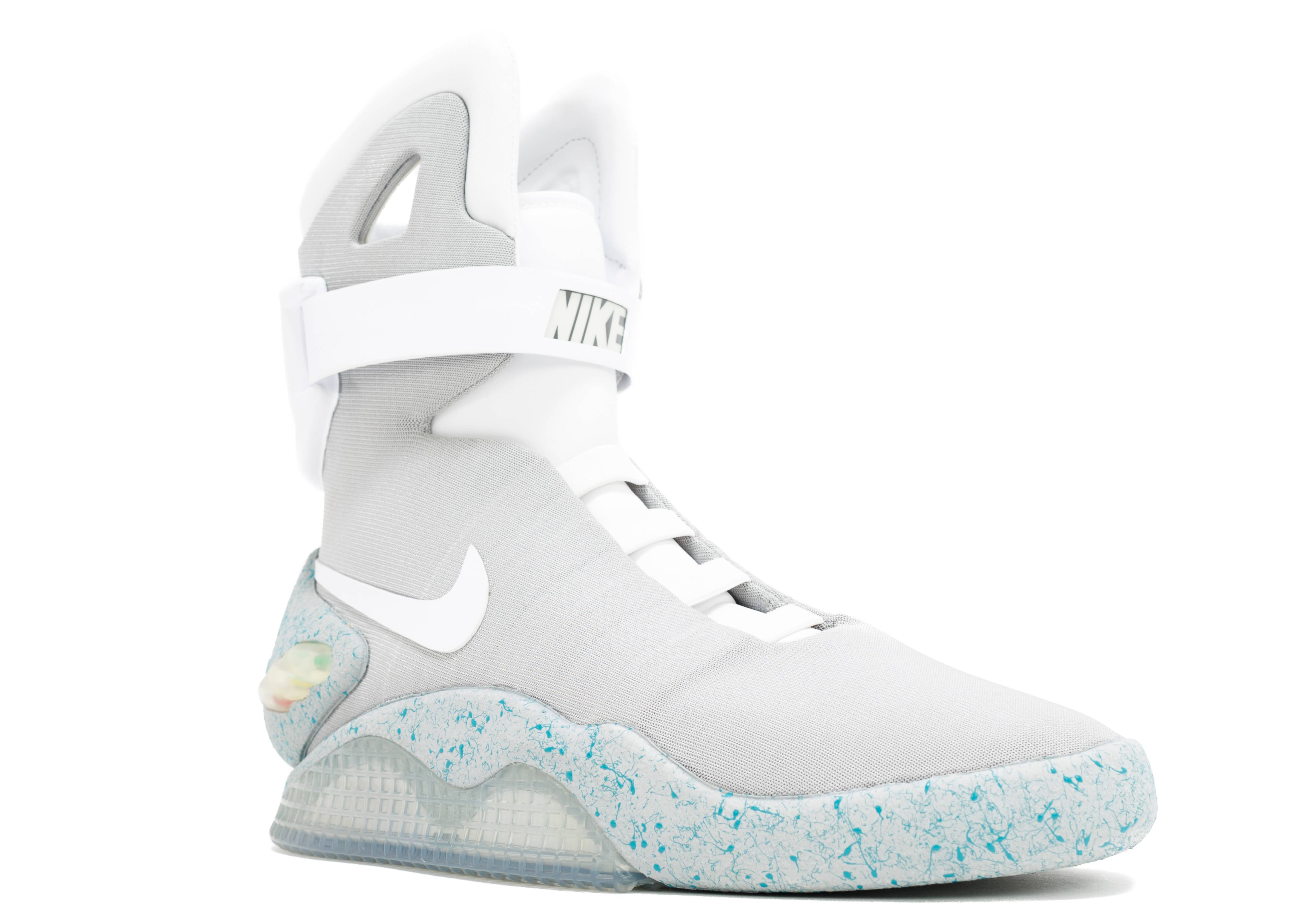 Back To The Future Nike Shoes Flight Club