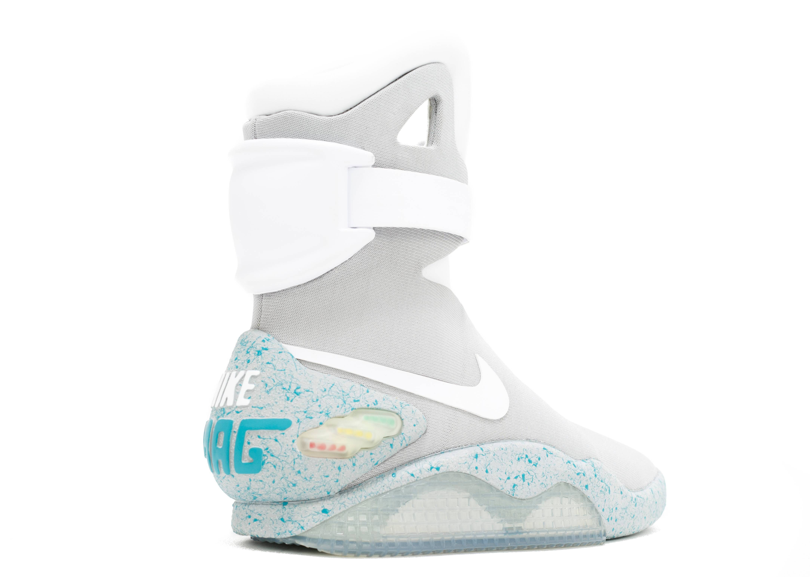 Imitation Disobedience Penetrate  Nike Mag 'Back To The Future' - Nike - 417744 001 - jetstream/white-pl blue  | Flight Club