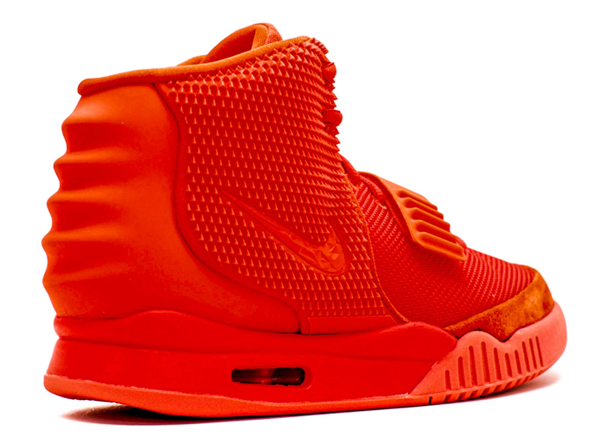"Yeezys Flight Club >> air yeezy 2 sp ""red october"" - red/red 